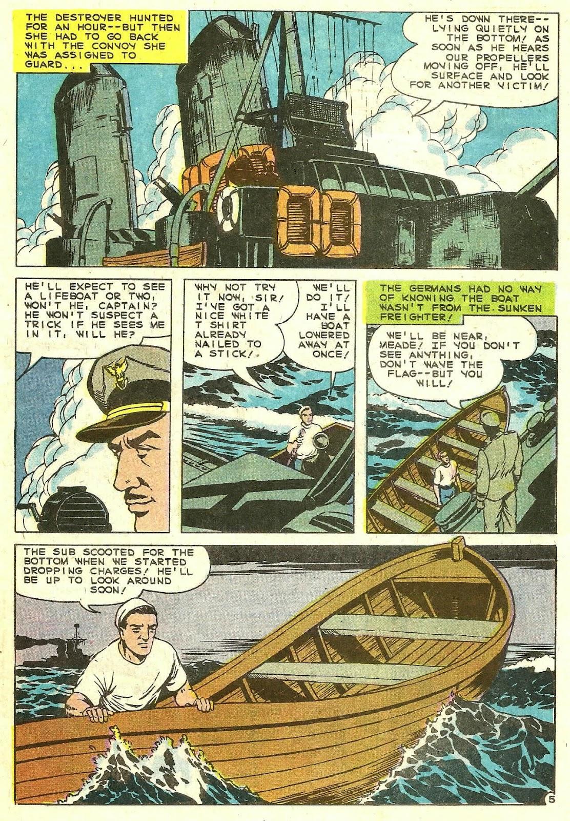 Read online Fightin' Navy comic -  Issue #130 - 24