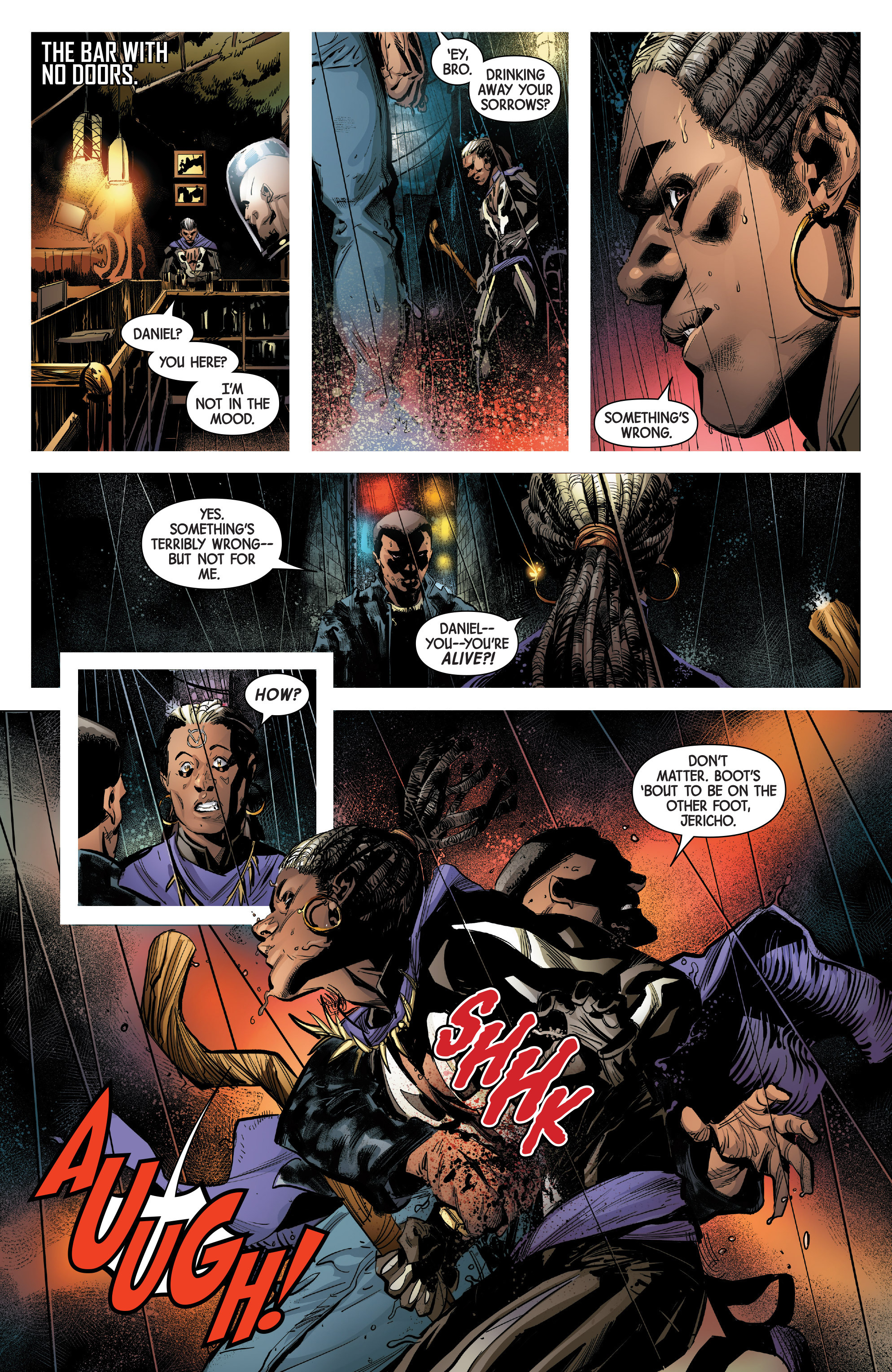 Read online Uncanny Avengers [II] comic -  Issue #14 - 20