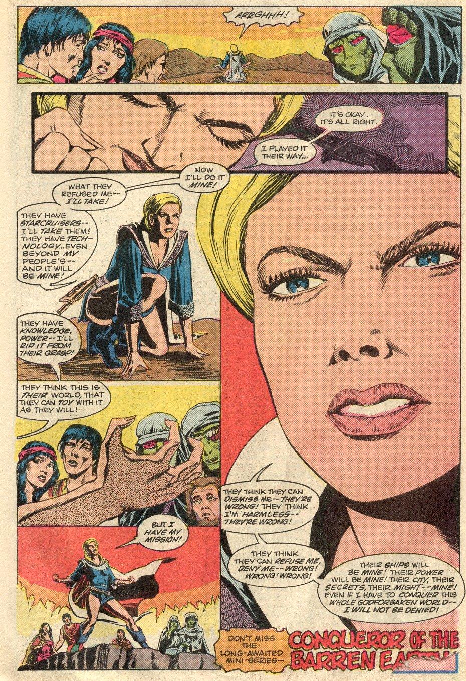 Warlord (1976) 88 Page 23