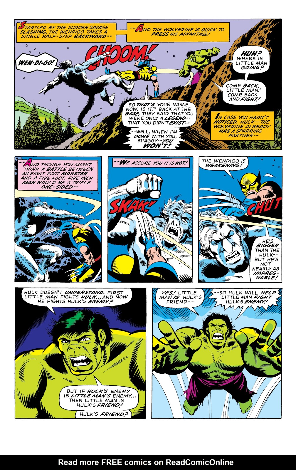 Read online Marvel Masterworks: The Incredible Hulk comic -  Issue # TPB 10 (Part 3) - 7