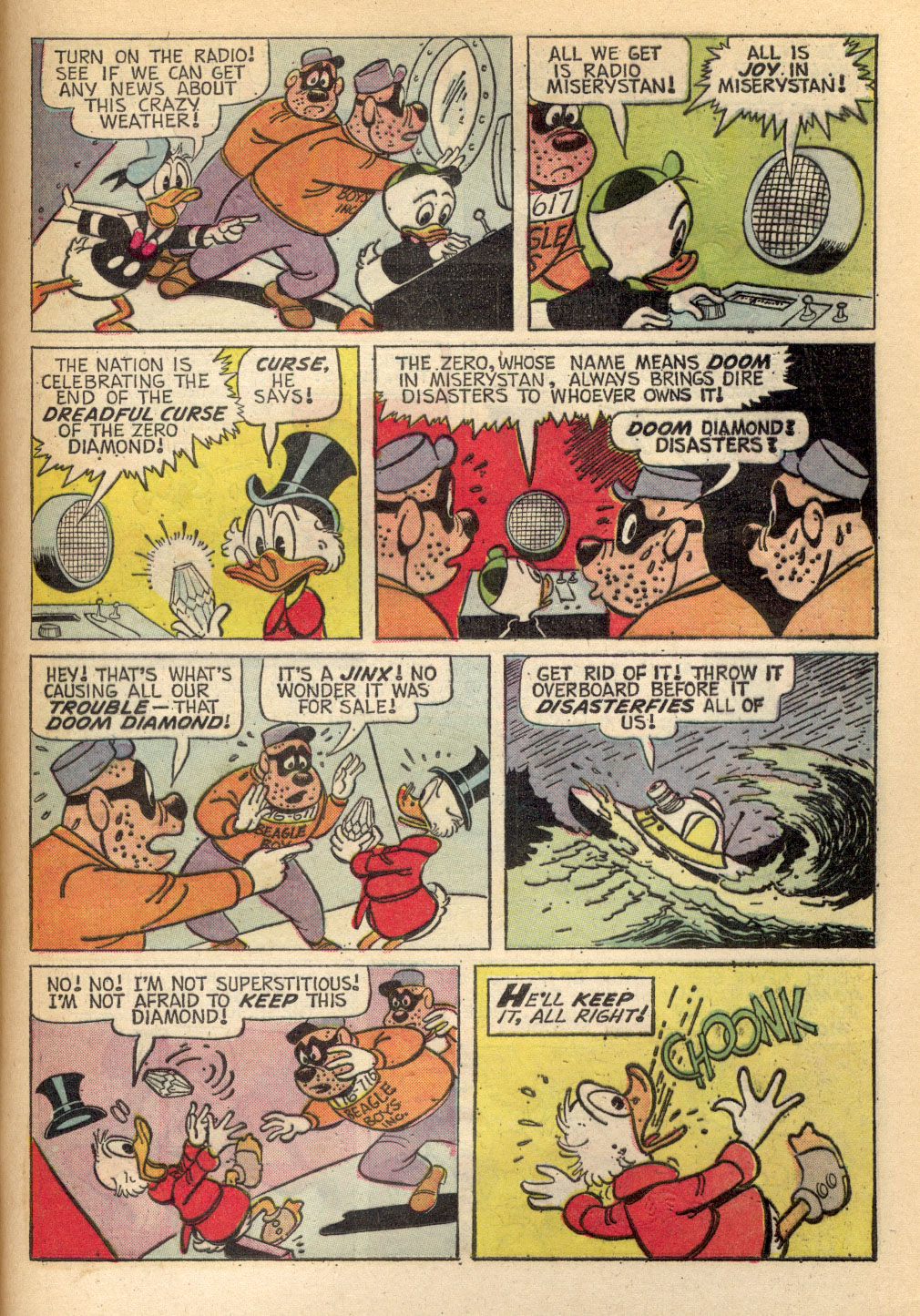 Read online Uncle Scrooge (1953) comic -  Issue #70 - 25
