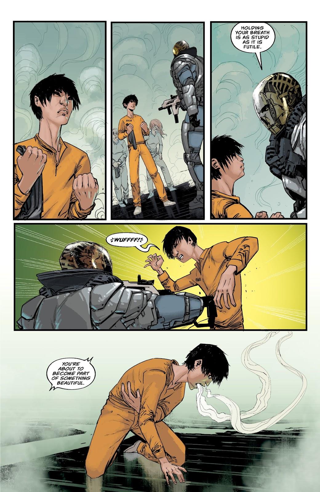 Read online Aliens: Resistance comic -  Issue #2 - 5