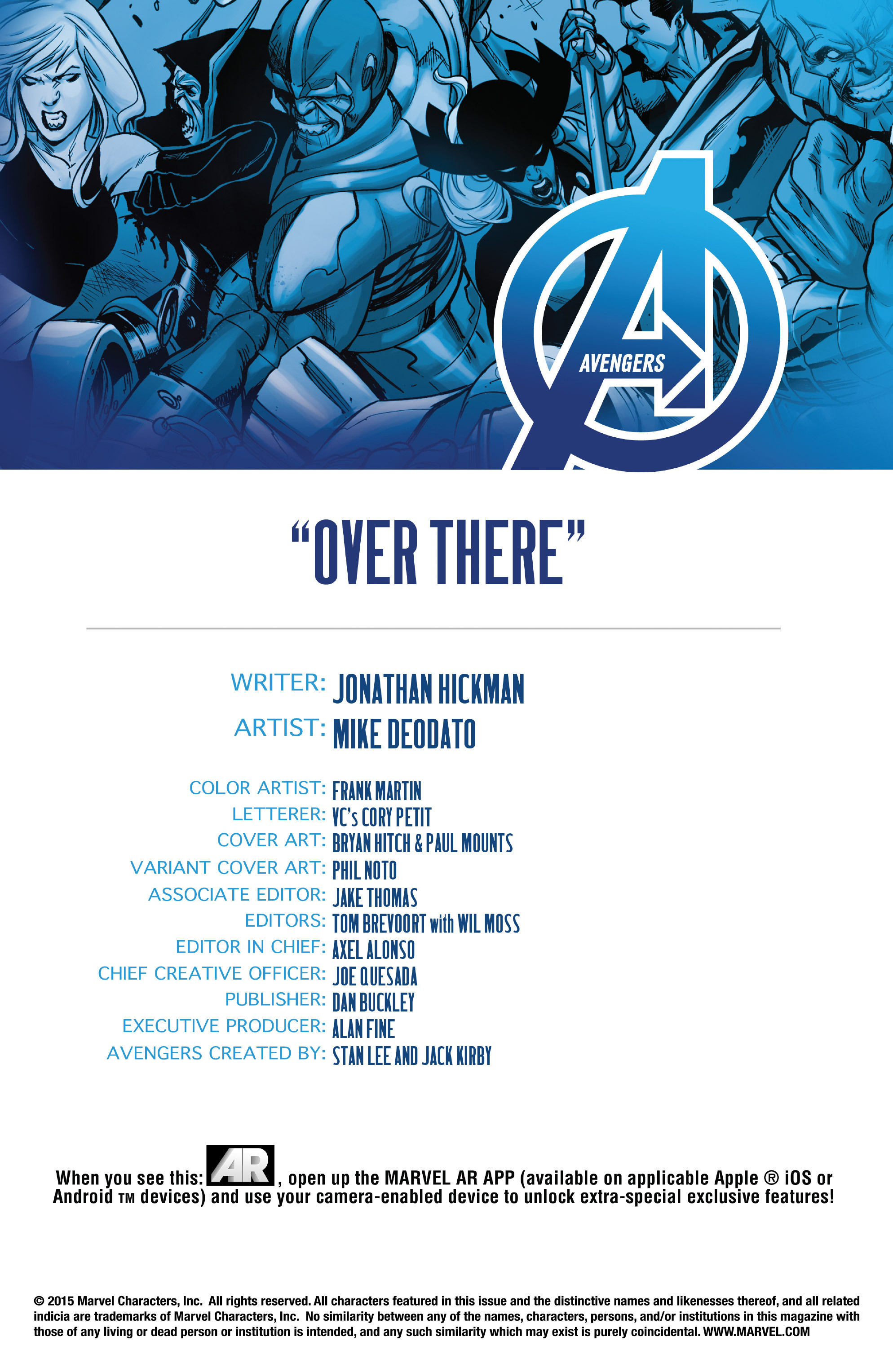 Read online Avengers (2013) comic -  Issue #41 - 4
