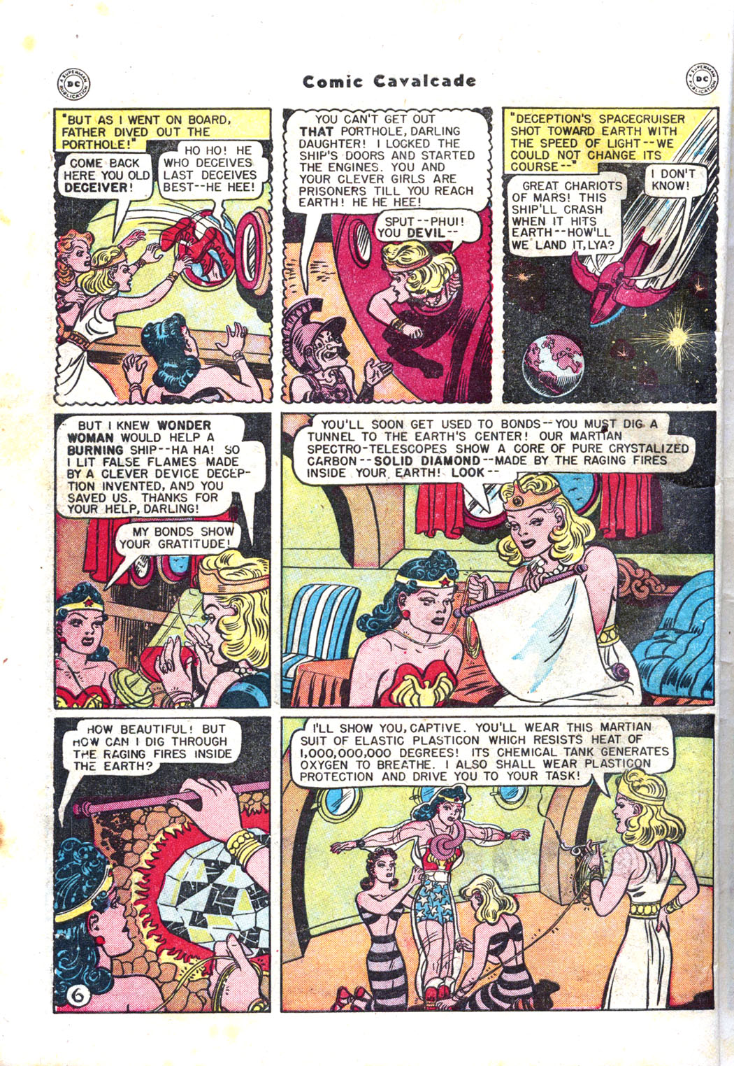 Comic Cavalcade issue 26 - Page 8