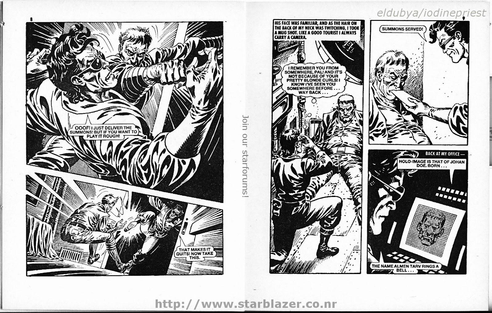 Starblazer issue 207 - Page 6