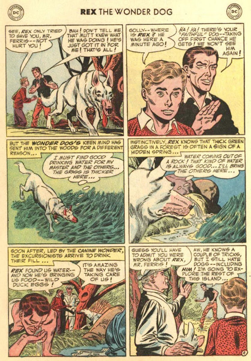 The Adventures of Rex the Wonder Dog issue 4 - Page 28