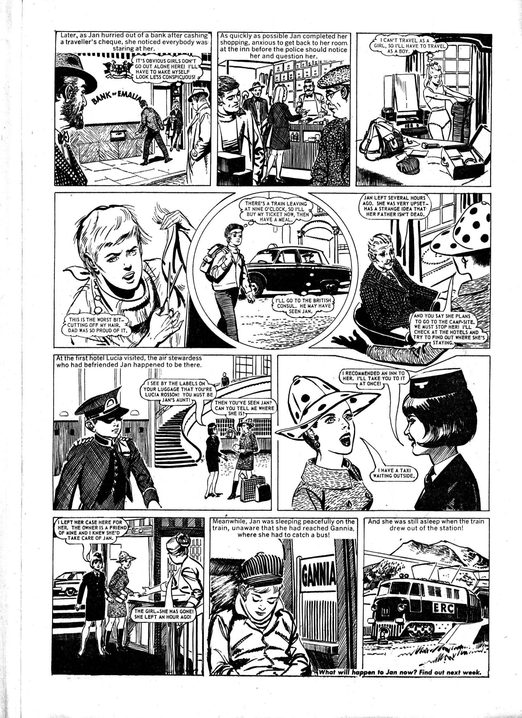 Read online Judy comic -  Issue #382 - 31