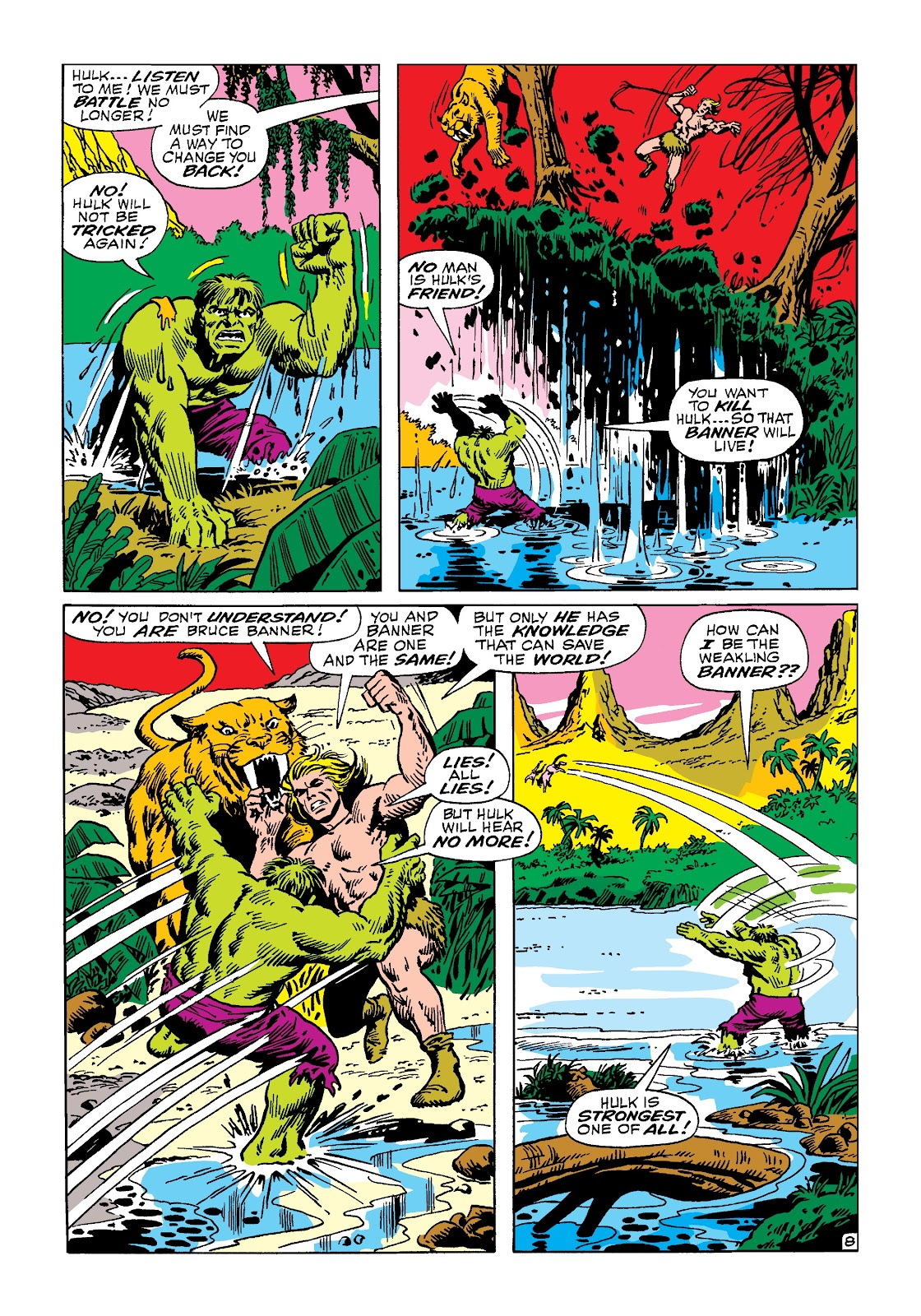 Read online Marvel Masterworks: The Incredible Hulk comic -  Issue # TPB 4 (Part 3) - 15
