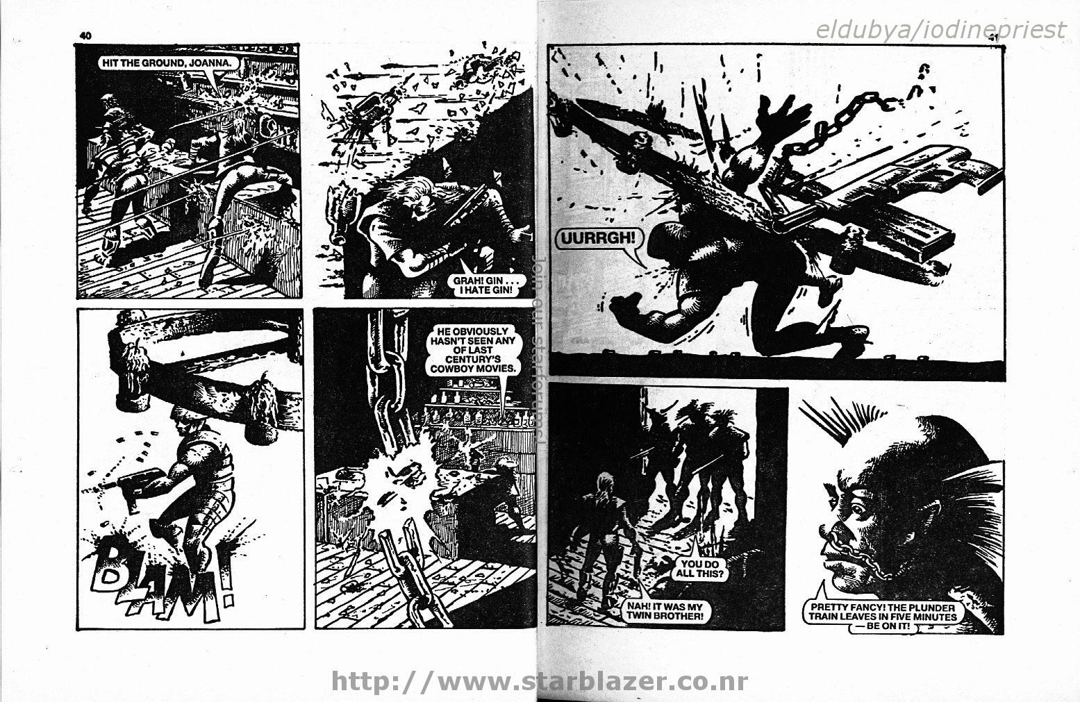 Starblazer issue 279 - Page 22