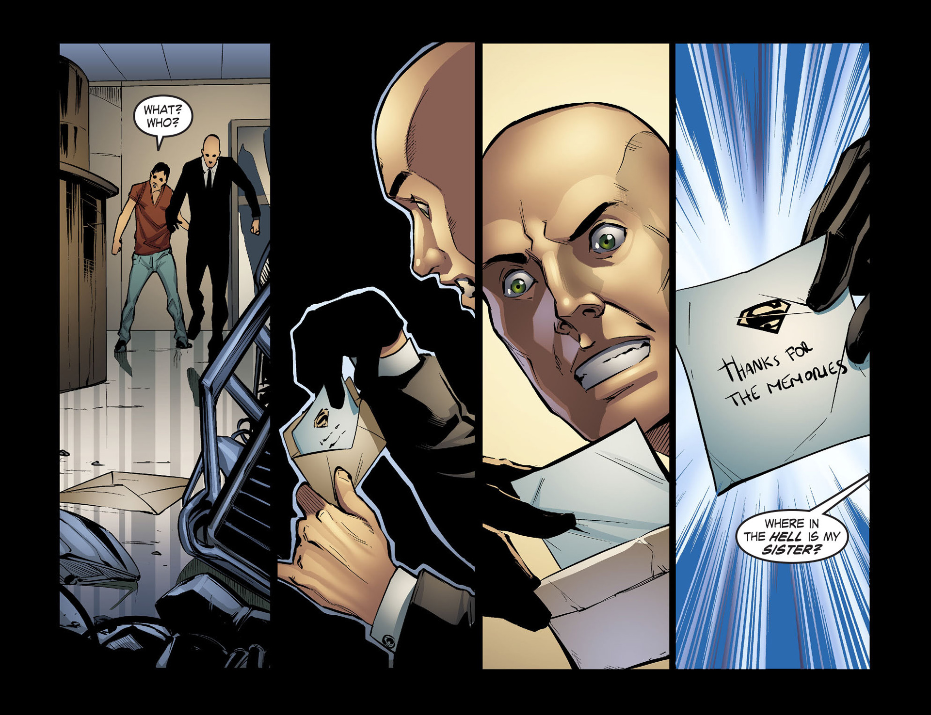 Read online Smallville: Season 11 comic -  Issue #40 - 14