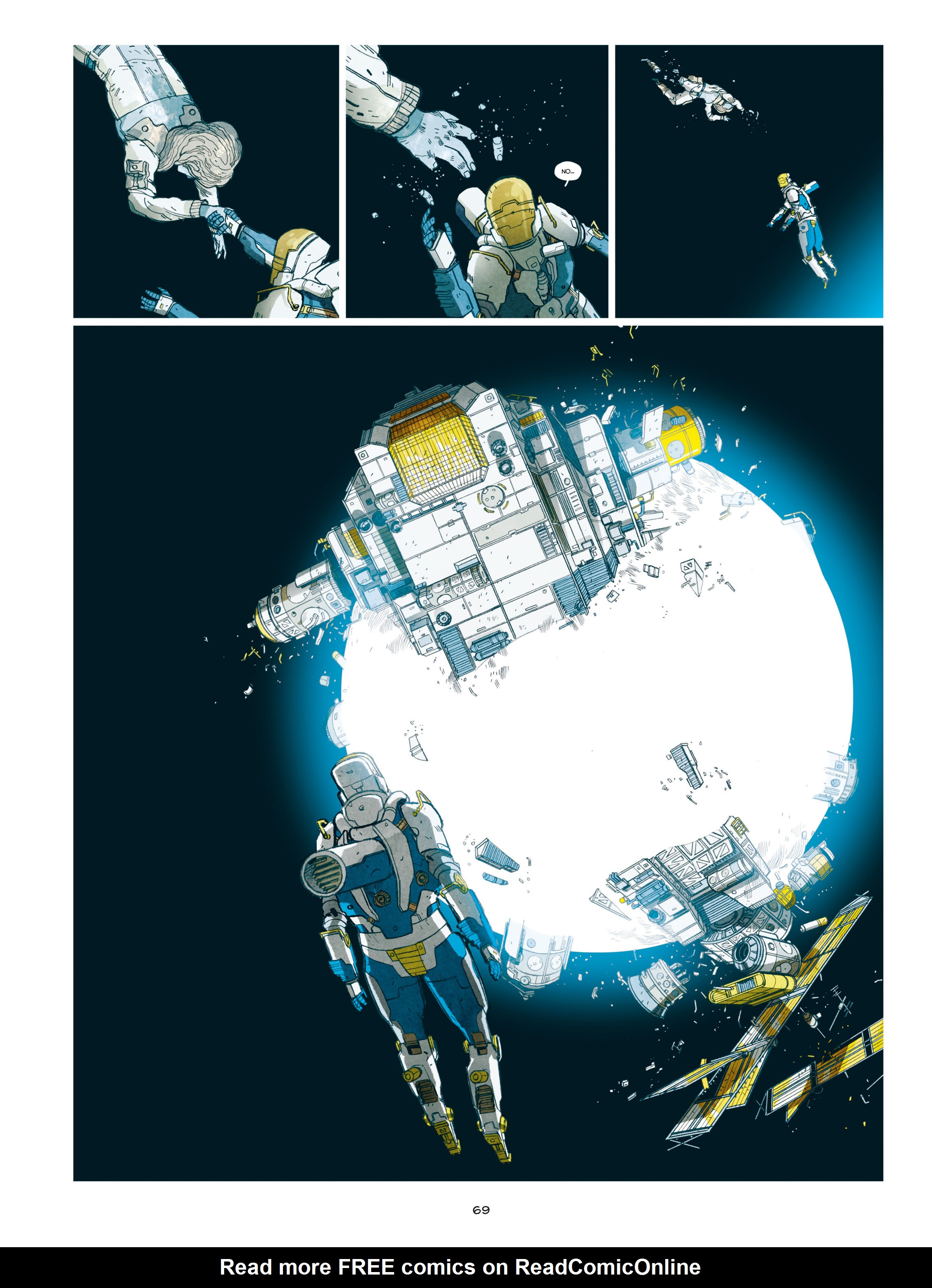 Read online Shangri-La comic -  Issue # Full - 70