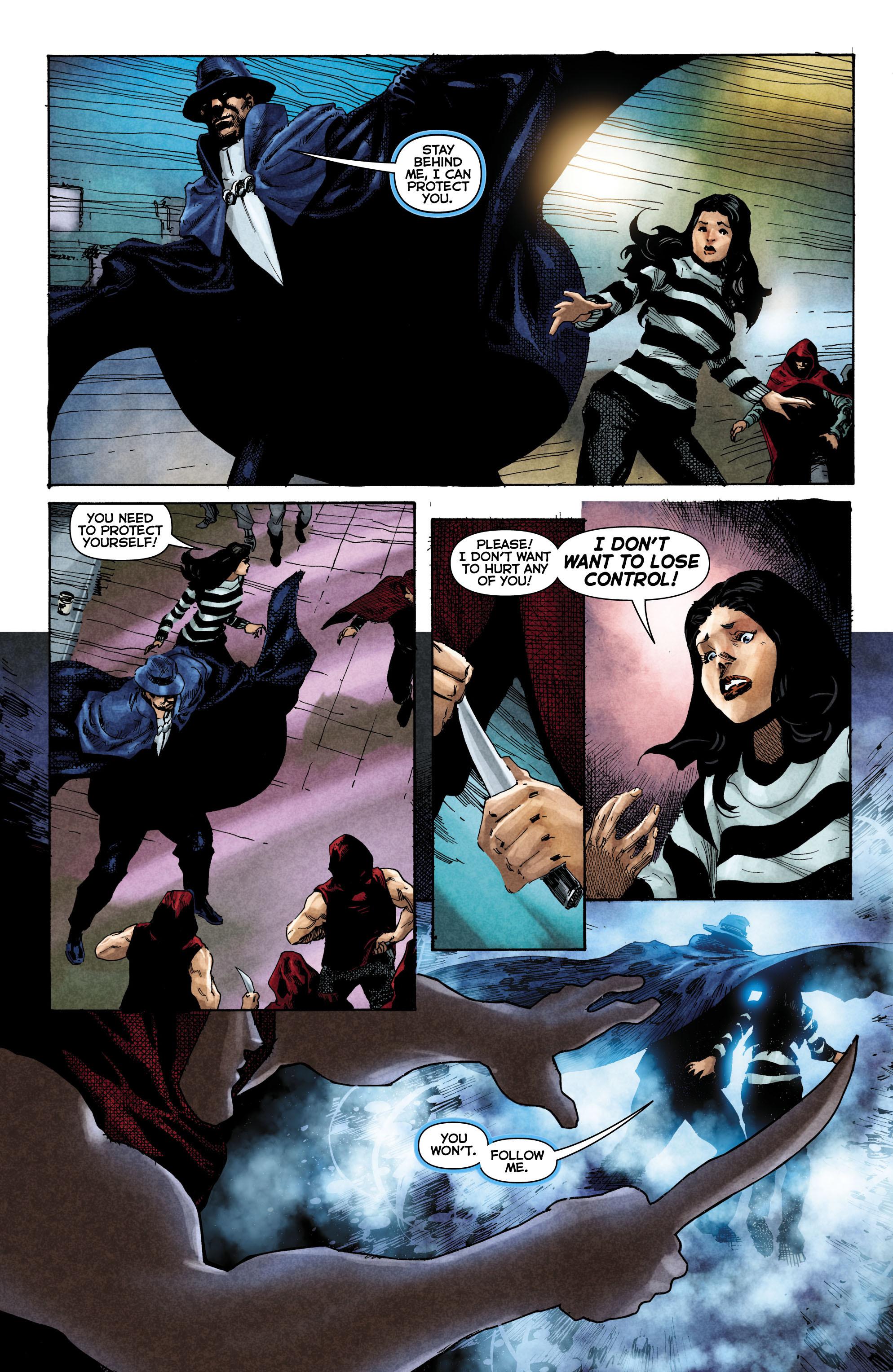 Read online Trinity of Sin: The Phantom Stranger comic -  Issue #1 - 11