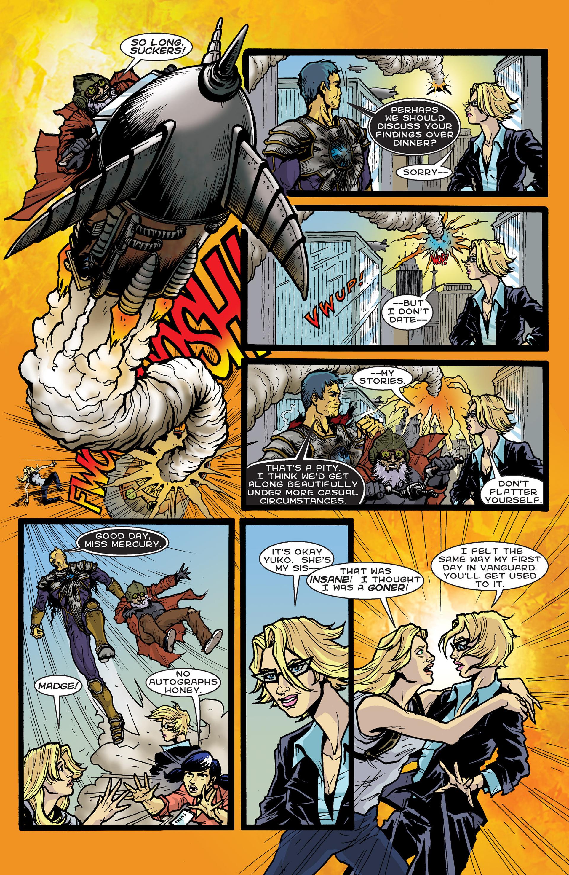 Read online Birth of Venus comic -  Issue #1 - 16