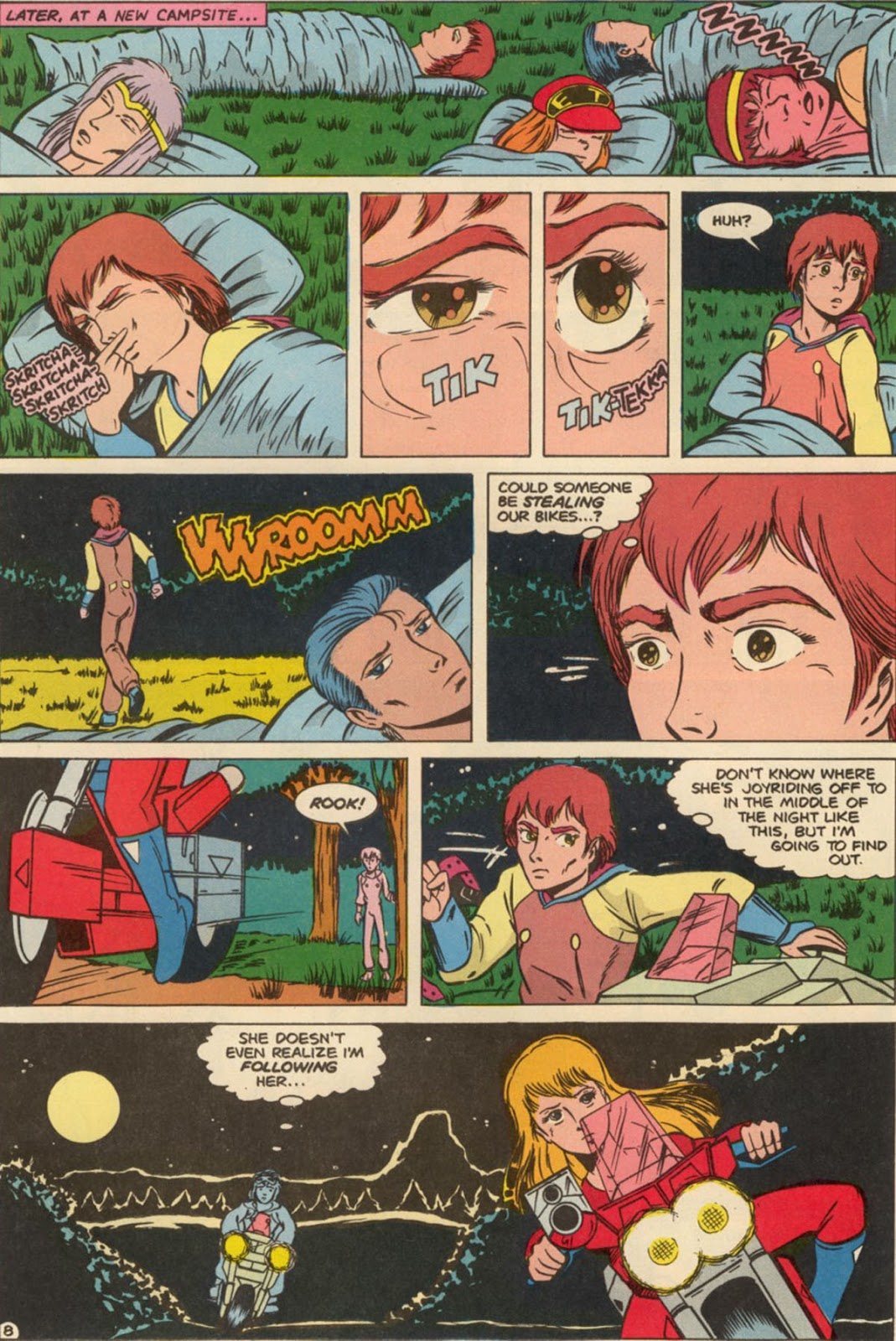 Robotech The New Generation issue 6 - Page 10