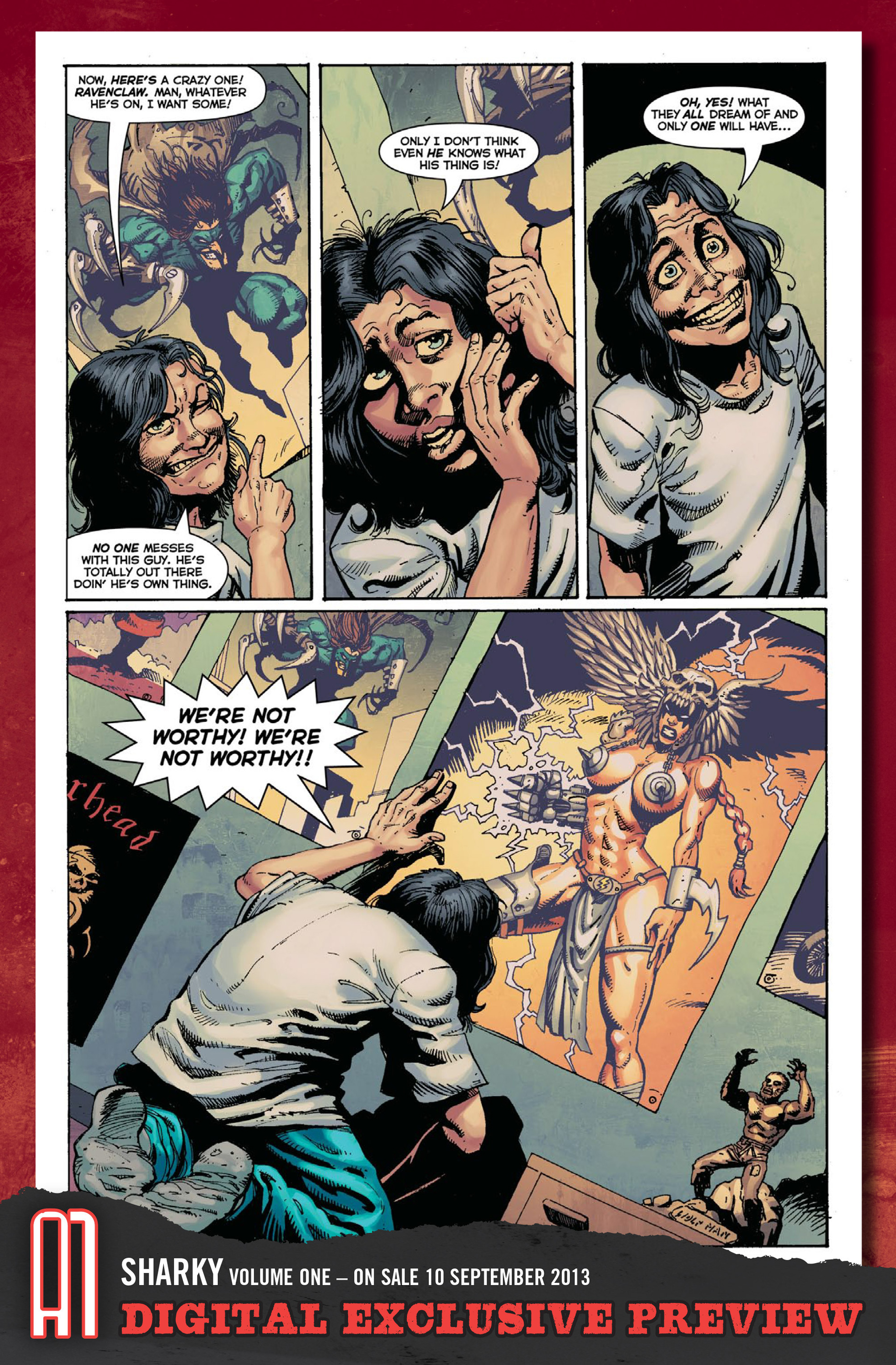 Read online A1 Presents The Weirding Willows comic -  Issue #A1 Presents The Weirding Willows Full - 17