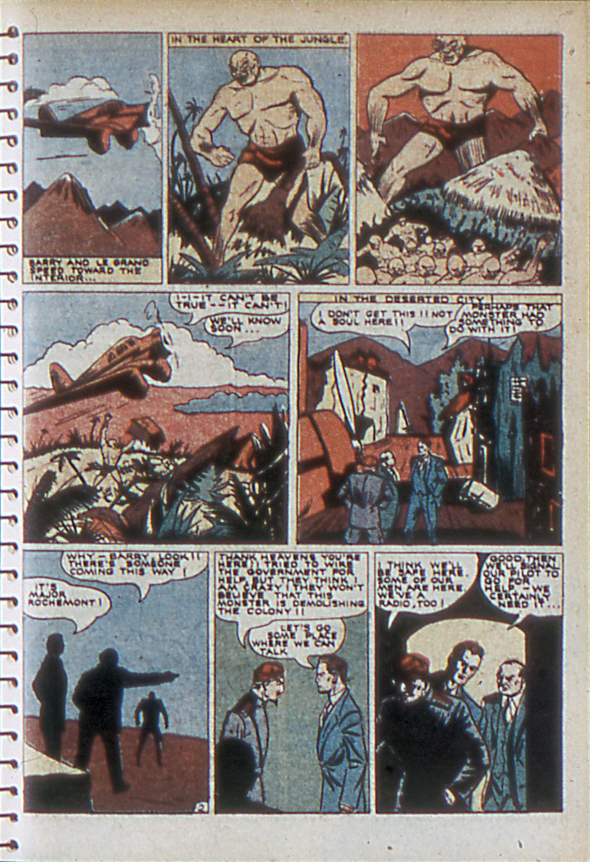 Read online Adventure Comics (1938) comic -  Issue #55 - 14