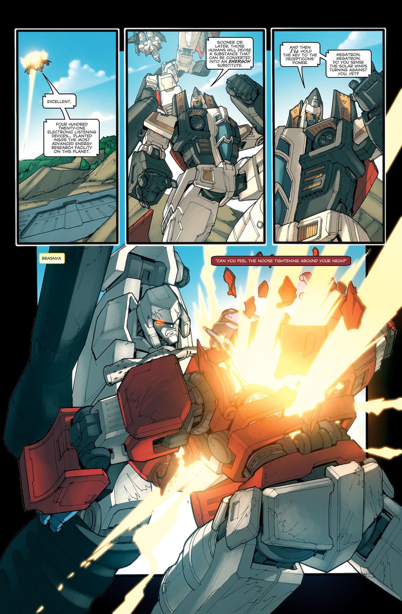 Read online Transformers Spotlight: Ramjet comic -  Issue # Full - 16