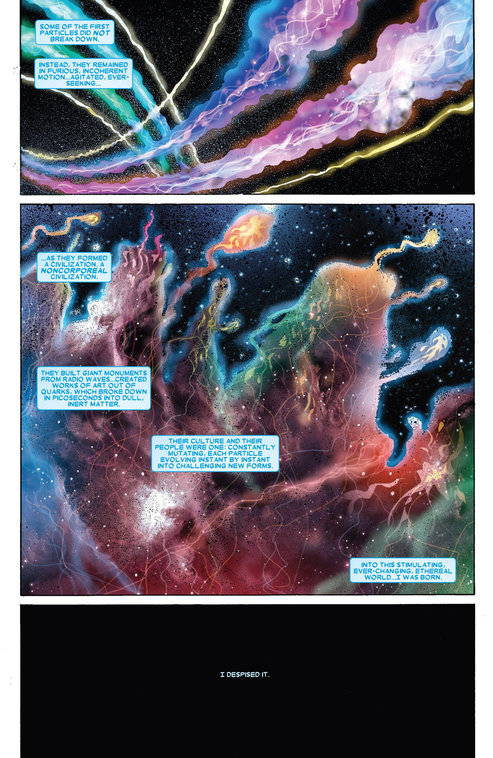 Read online Annihilation: Heralds Of Galactus comic -  Issue #1 - 25