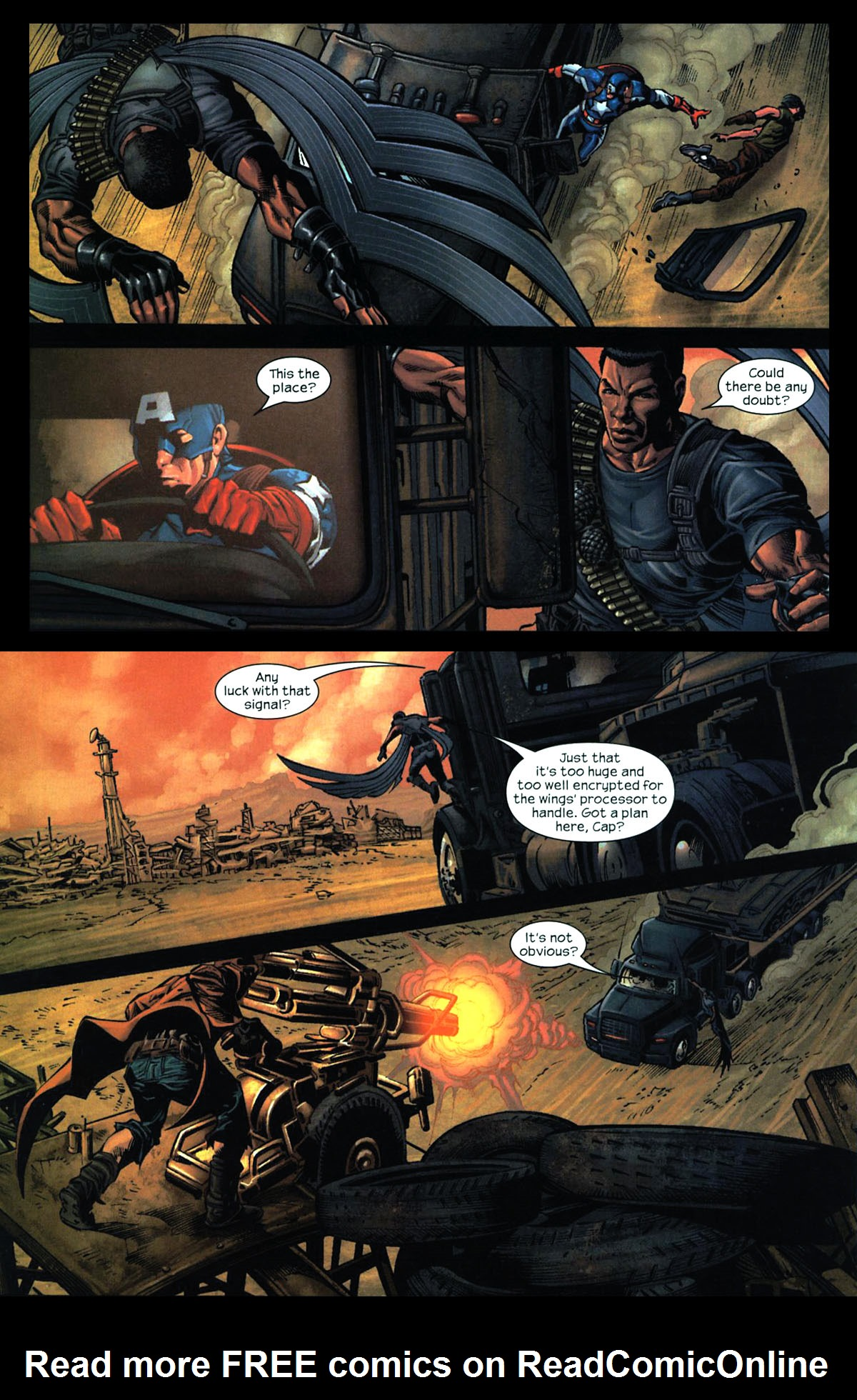 Read online Ultimates 2 comic -  Issue # _Annual 2 - 28