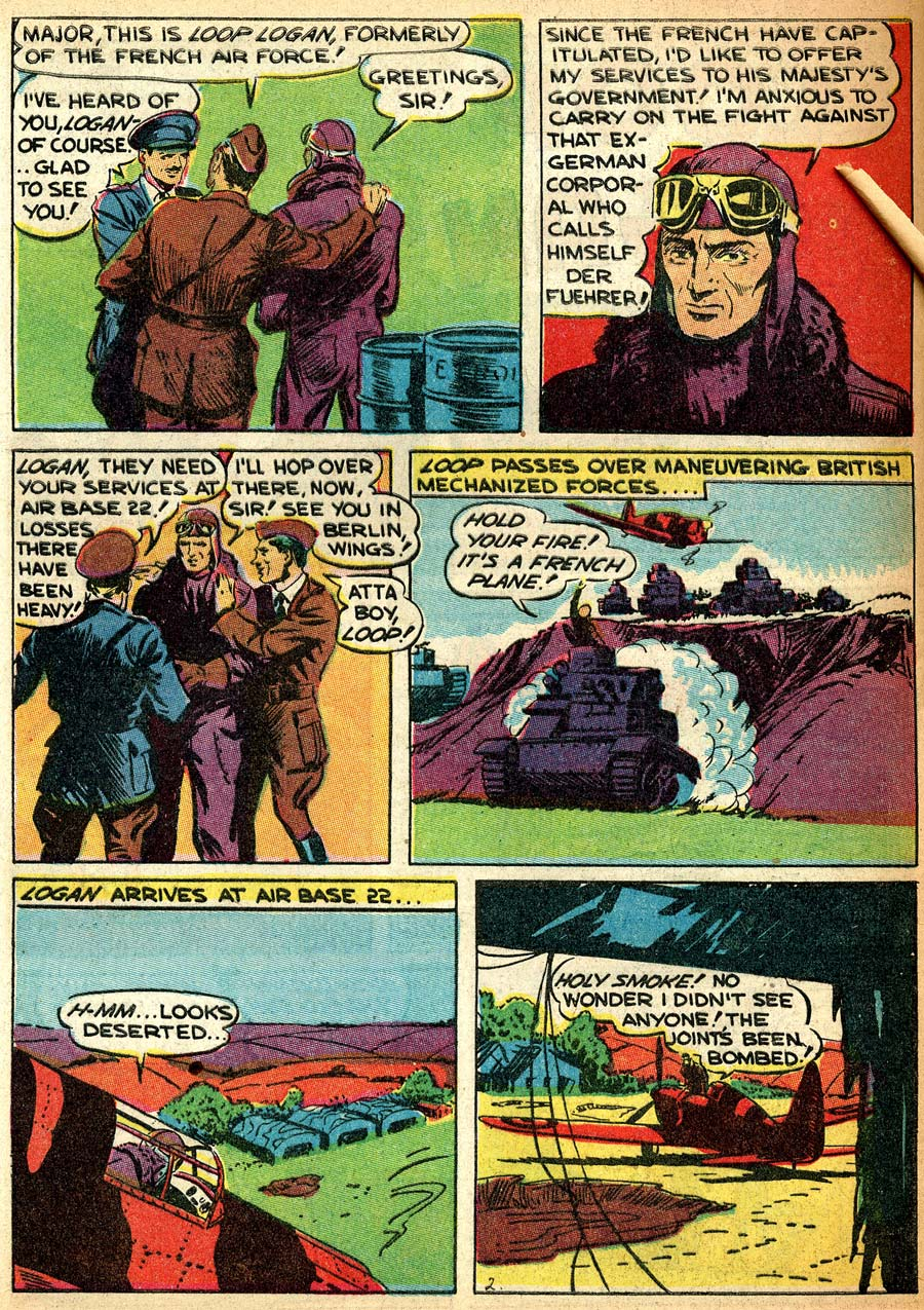 Blue Ribbon Comics (1939) issue 8 - Page 56