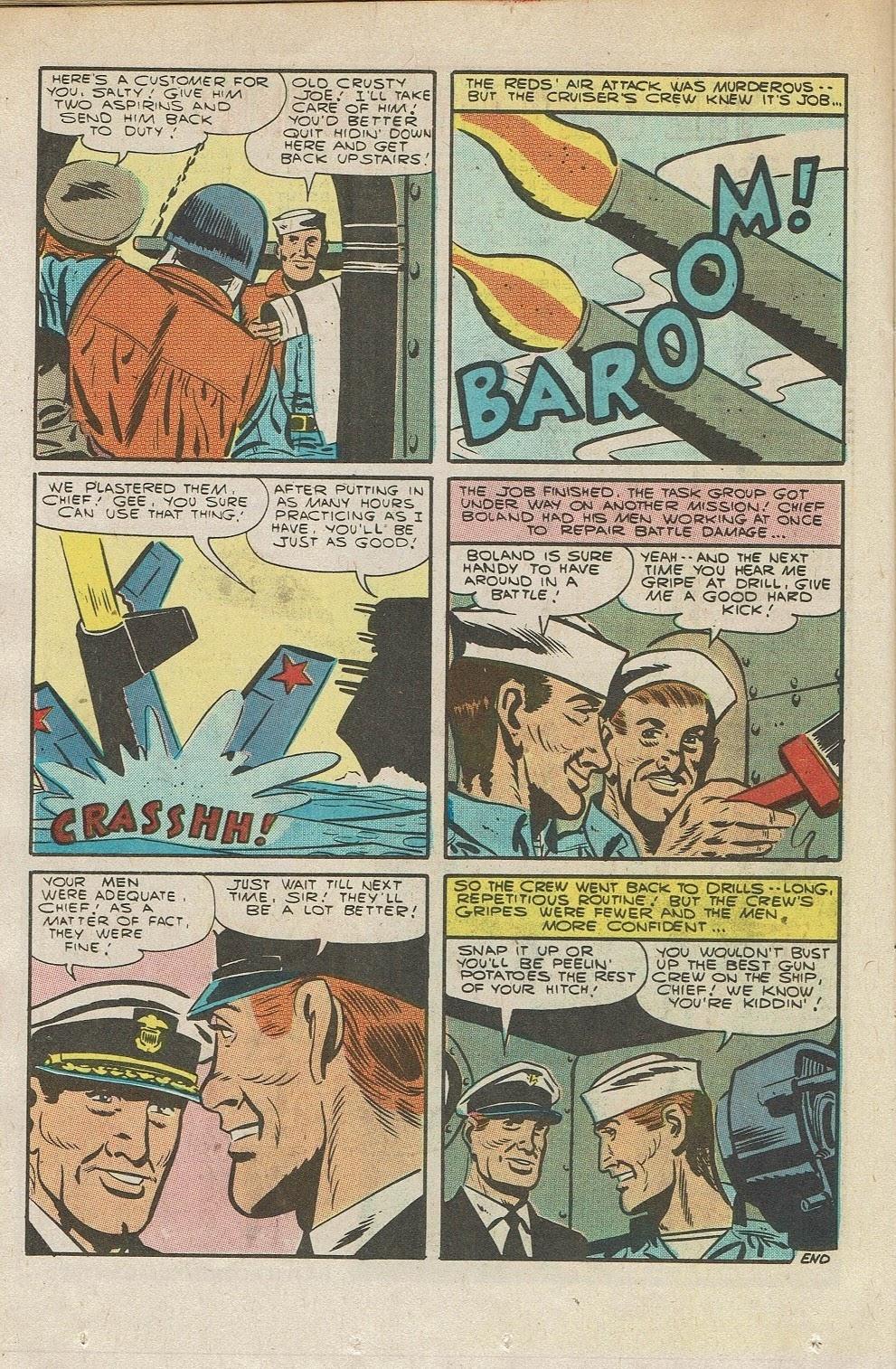 Read online Fightin' Navy comic -  Issue #126 - 24