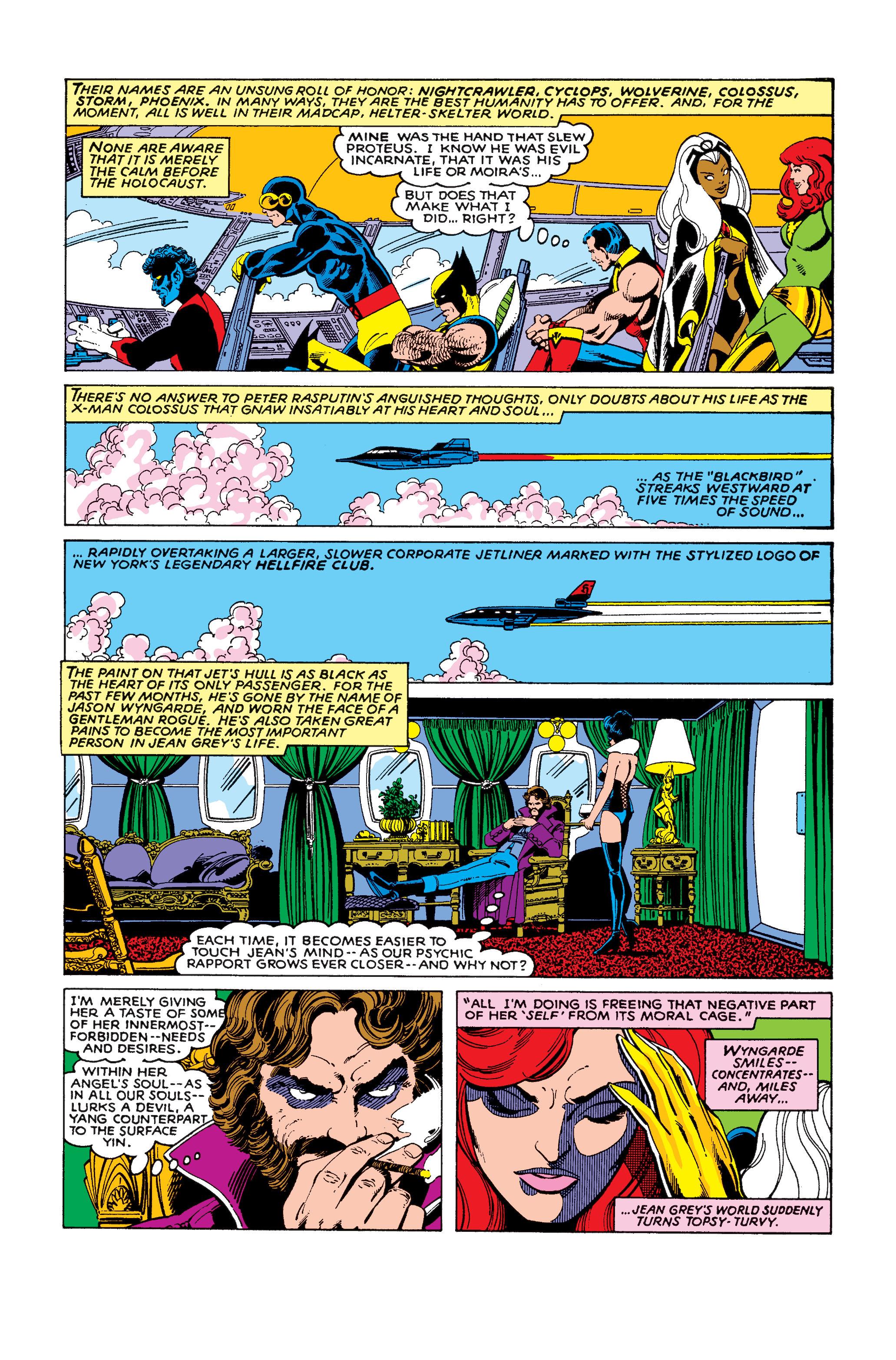 Read online Uncanny X-Men (1963) comic -  Issue #129 - 4