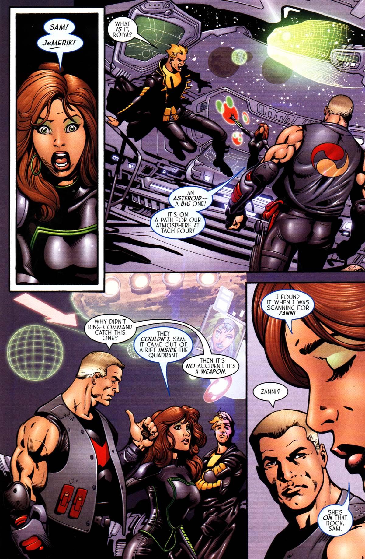 Read online Sigil (2000) comic -  Issue #23 - 12