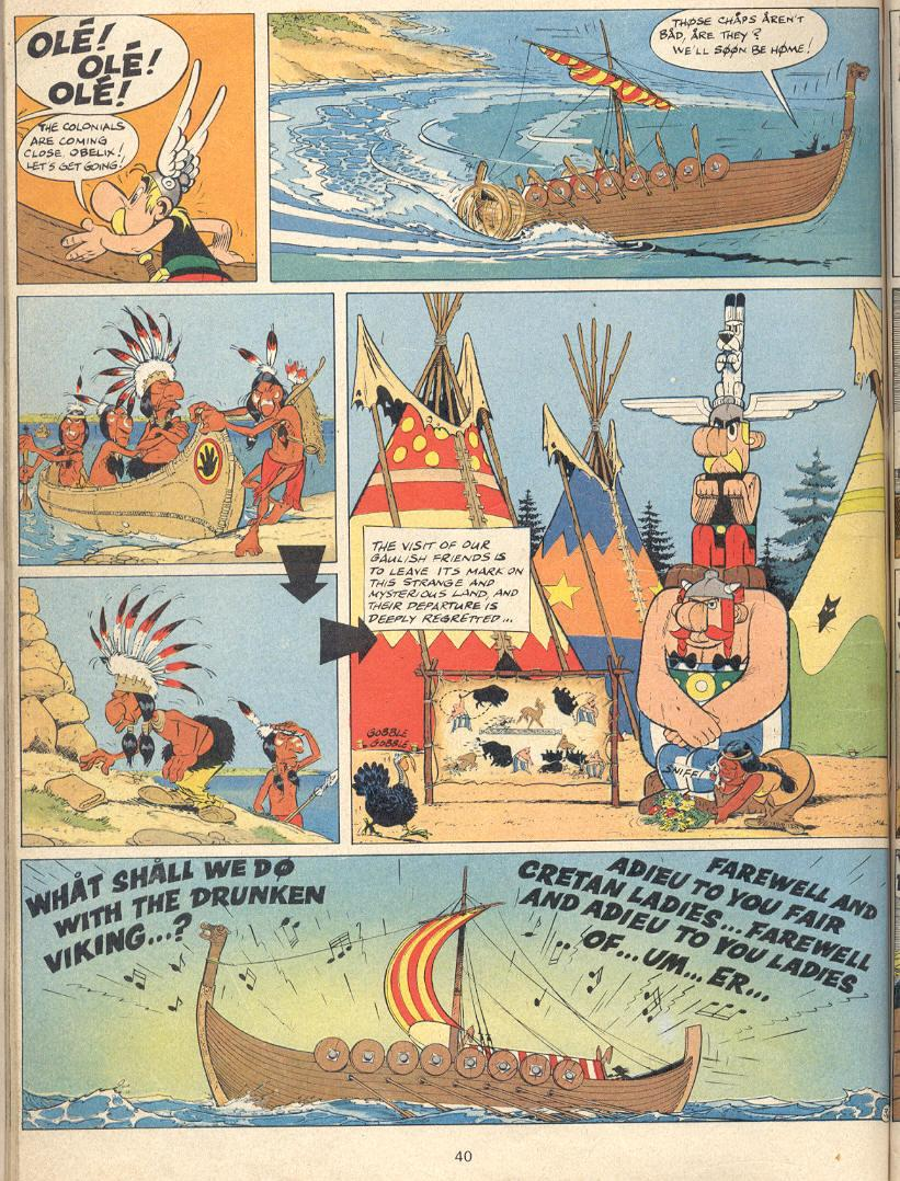 Read online Asterix comic -  Issue #22 - 37