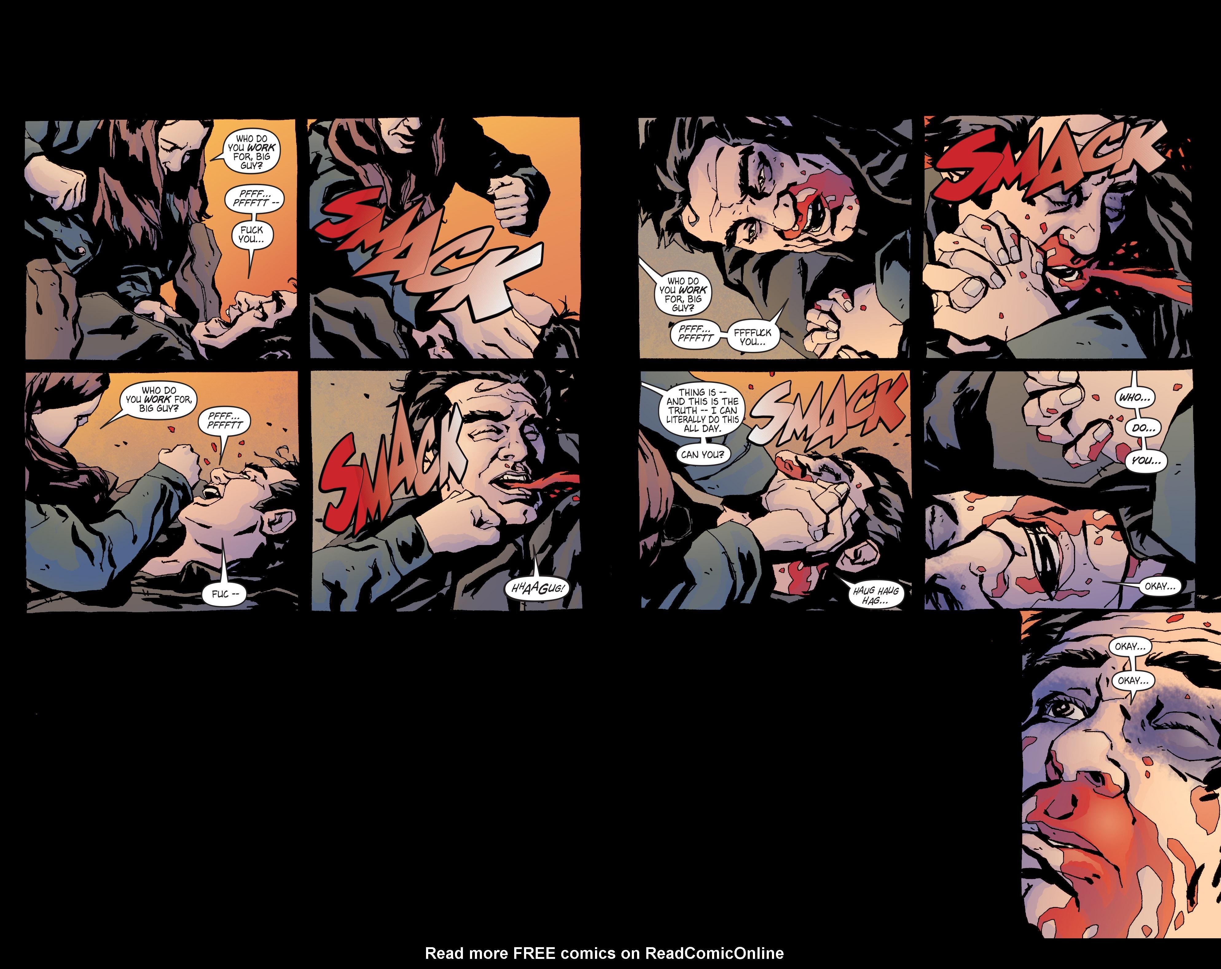 Read online Alias comic -  Issue #5 - 6
