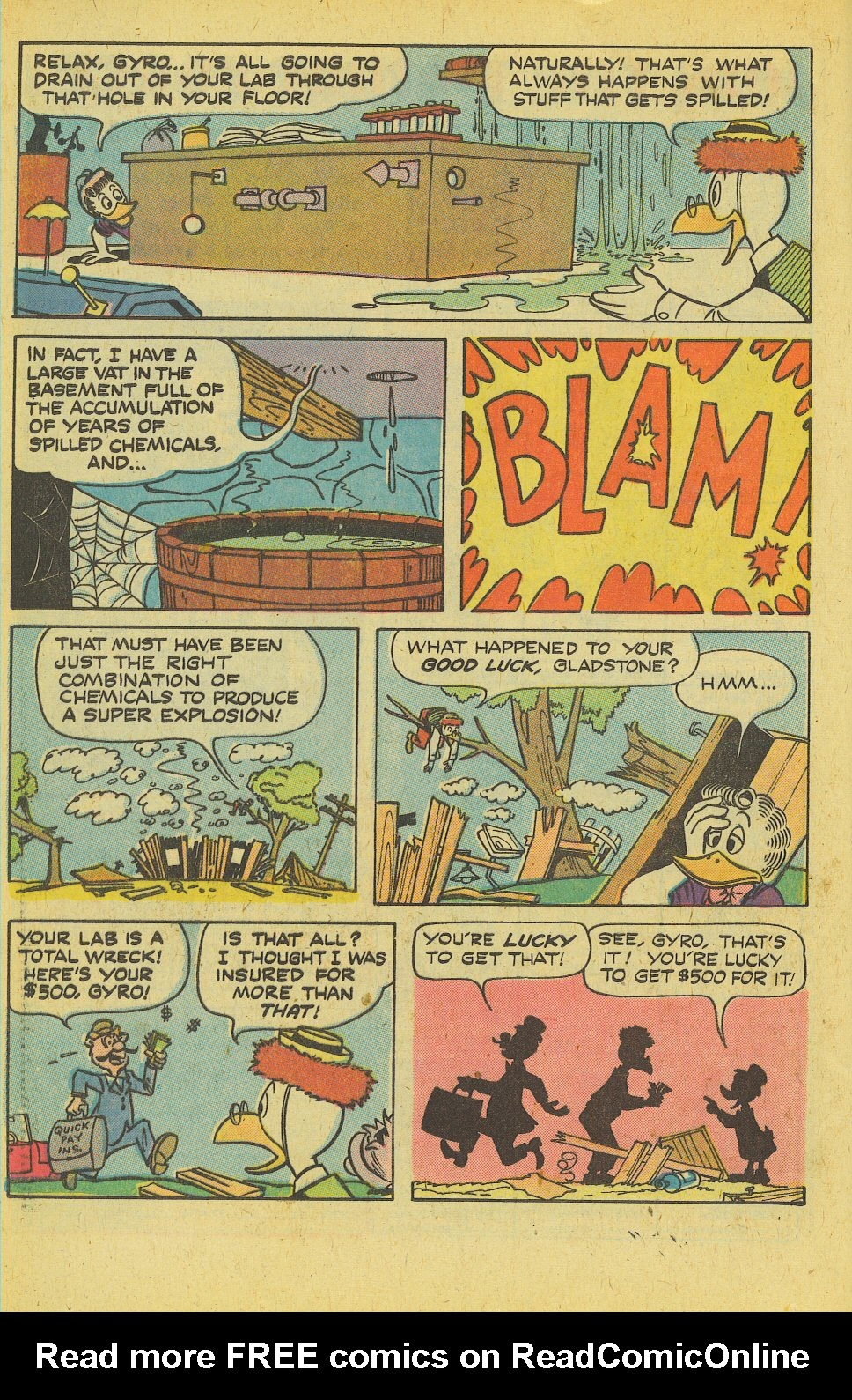 Read online Uncle Scrooge (1953) comic -  Issue #158 - 24