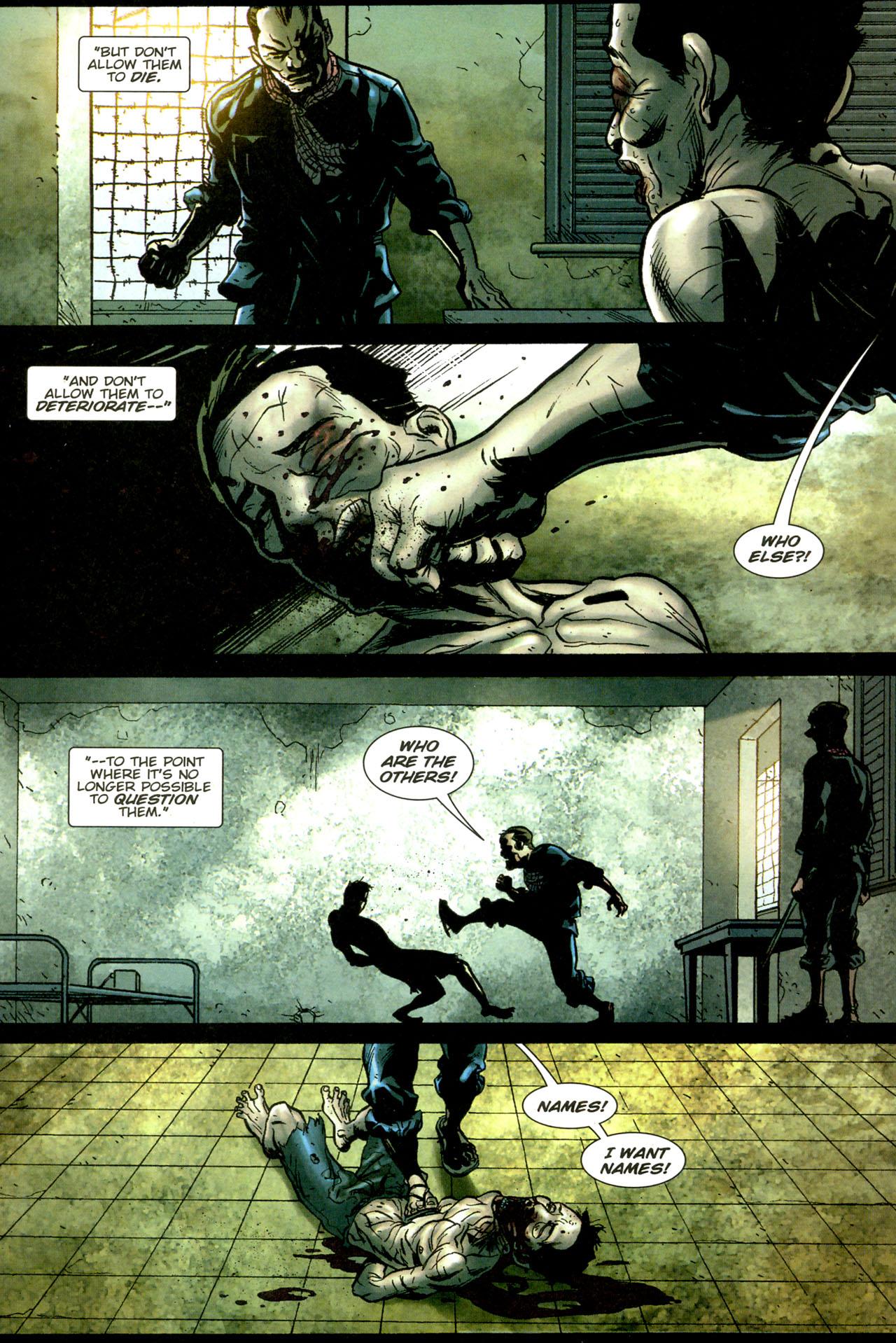 Read online The Exterminators comic -  Issue #12 - 15