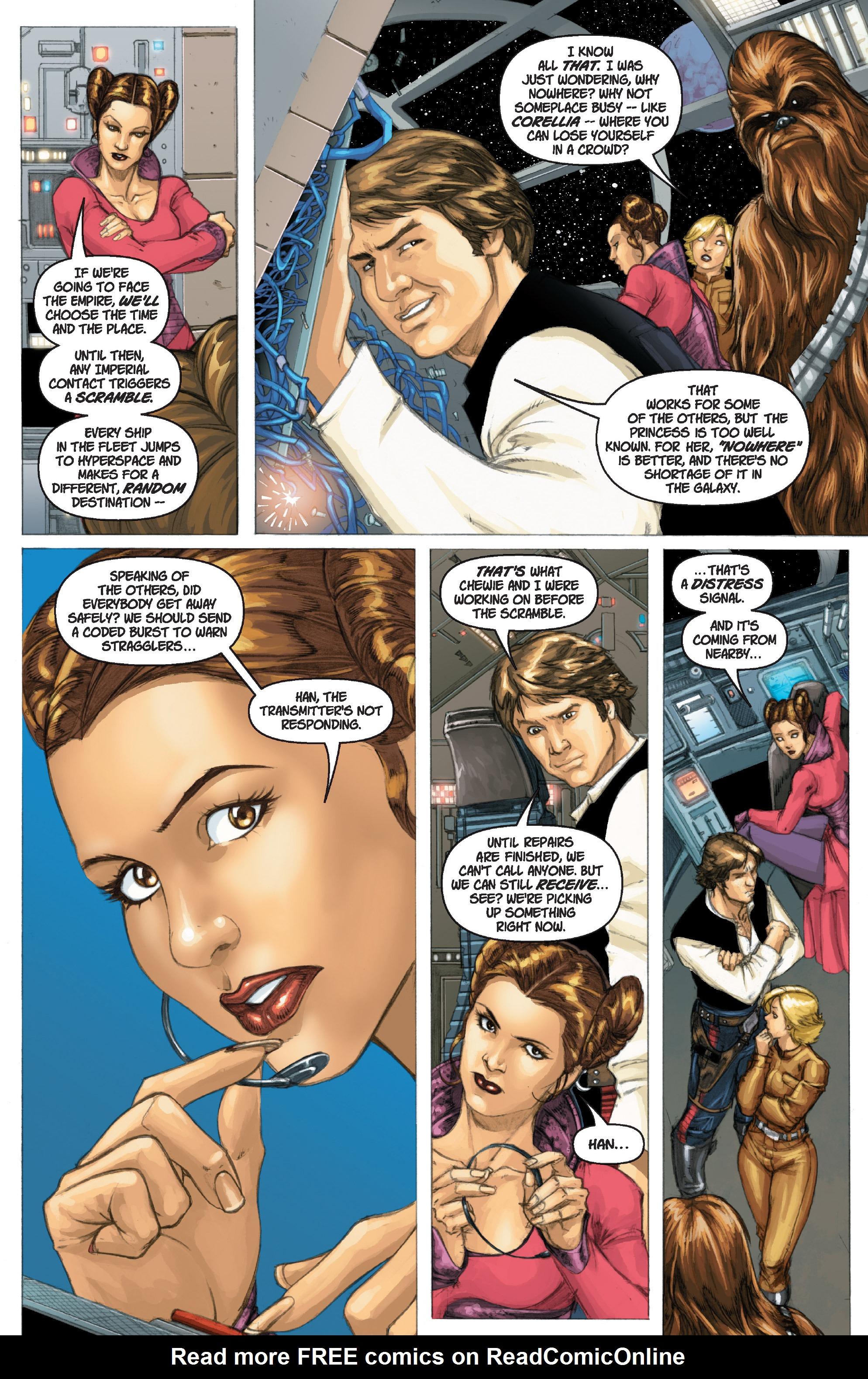 Read online Star Wars Omnibus comic -  Issue # Vol. 17 - 317