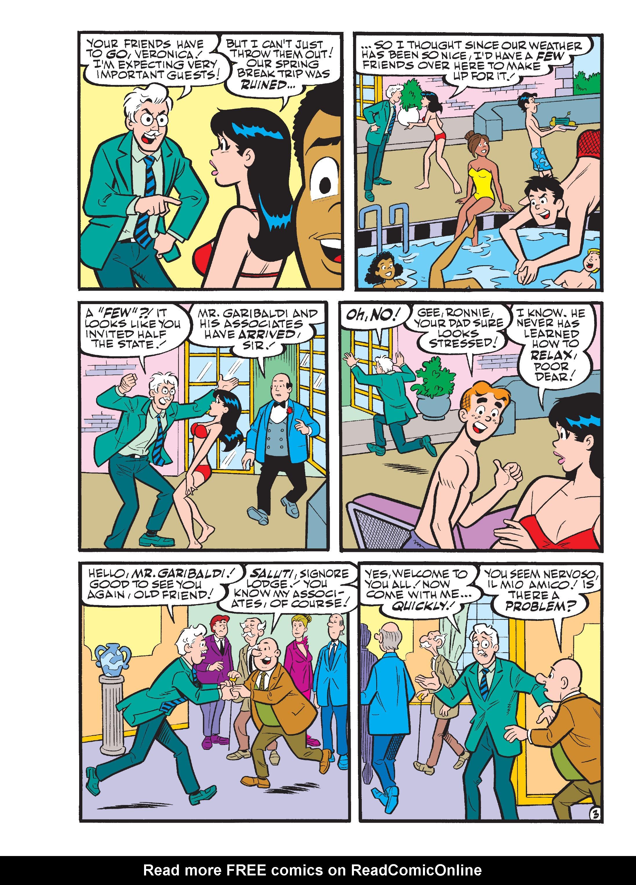 Read online Archie Giant Comics Collection comic -  Issue #Archie Giant Comics Collection TPB (Part 1) - 132