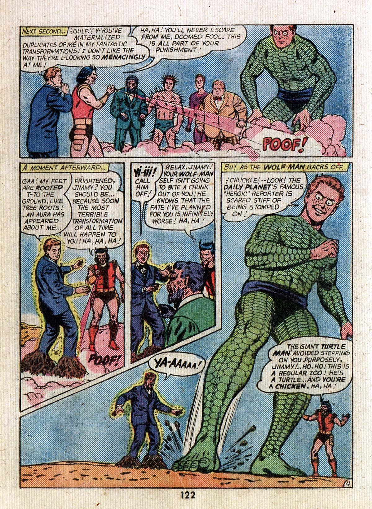 Read online Adventure Comics (1938) comic -  Issue #500 - 122