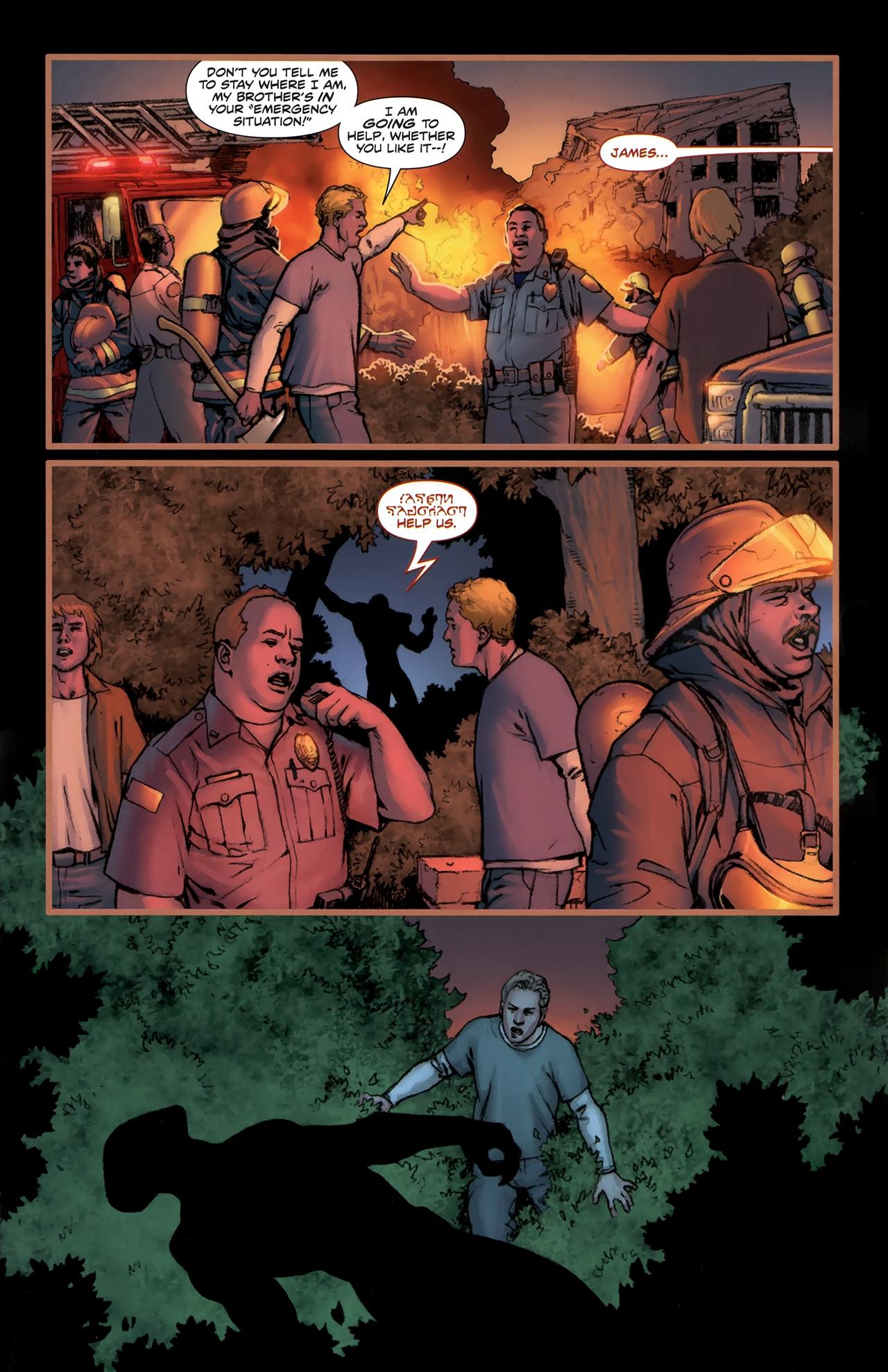 Read online Soldier Zero comic -  Issue #1 - 24