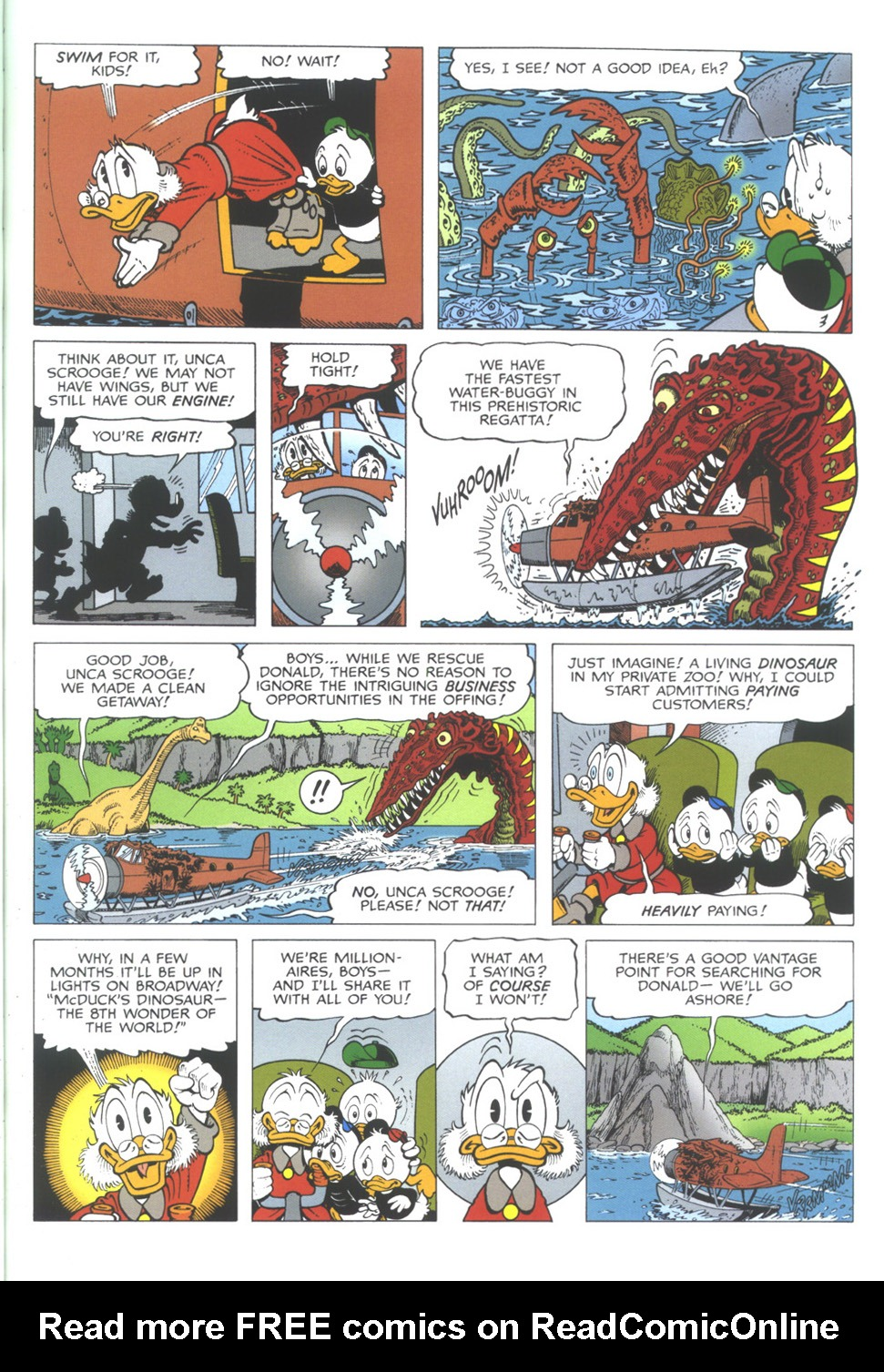 Read online Uncle Scrooge (1953) comic -  Issue #347 - 15
