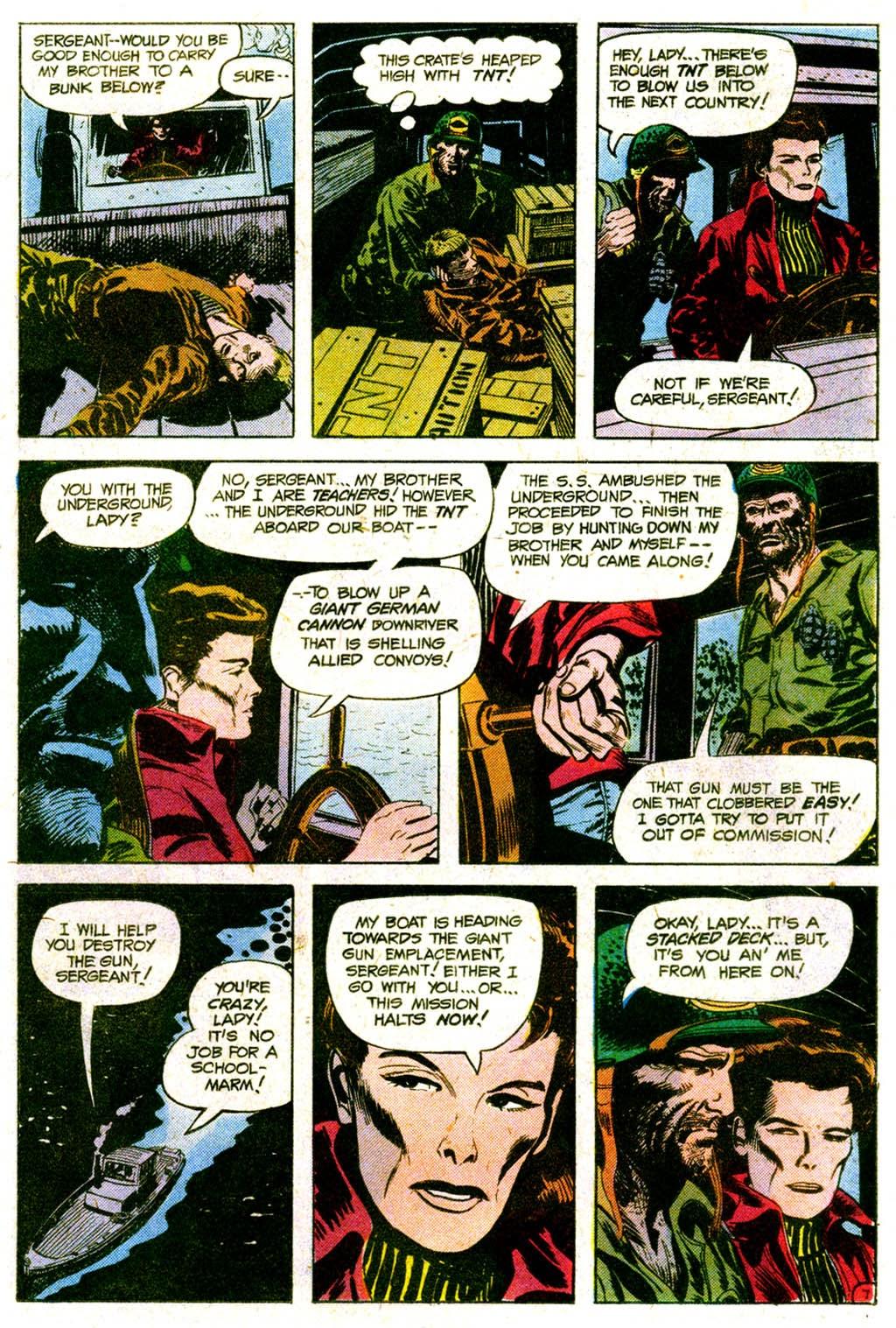 Read online Sgt. Rock comic -  Issue #311 - 10