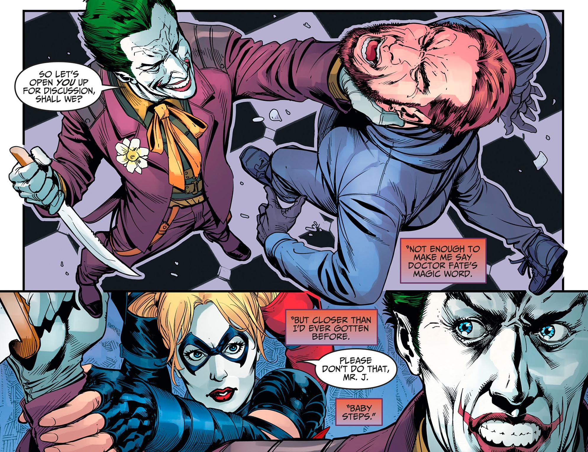 Read online Injustice: Ground Zero comic -  Issue #16 - 17
