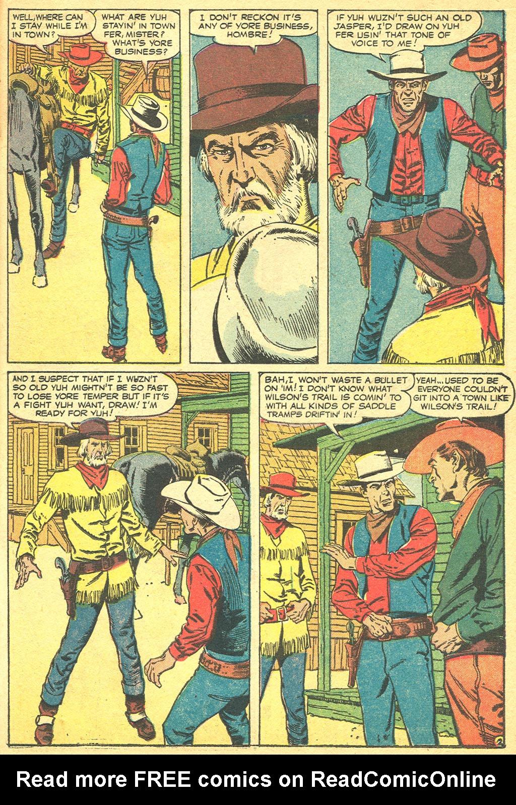 Read online Two-Gun Kid comic -  Issue #34 - 22