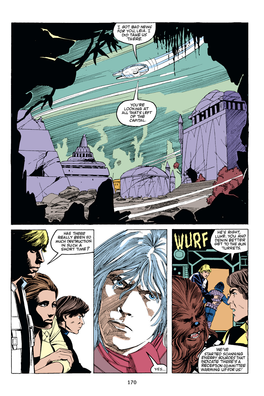 Read online Star Wars Omnibus comic -  Issue # Vol. 21 - 163