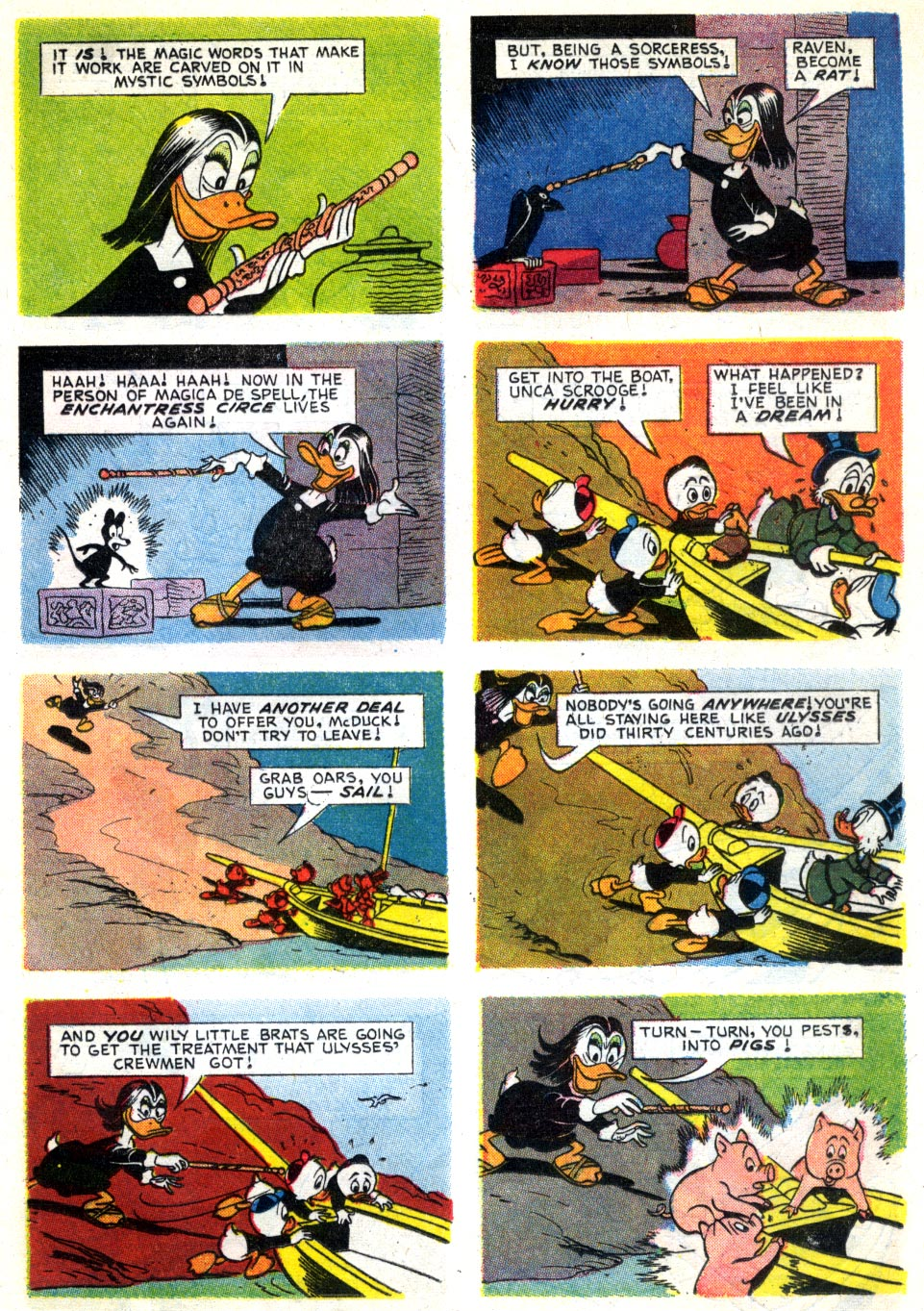 Read online Uncle Scrooge (1953) comic -  Issue #40 - 13