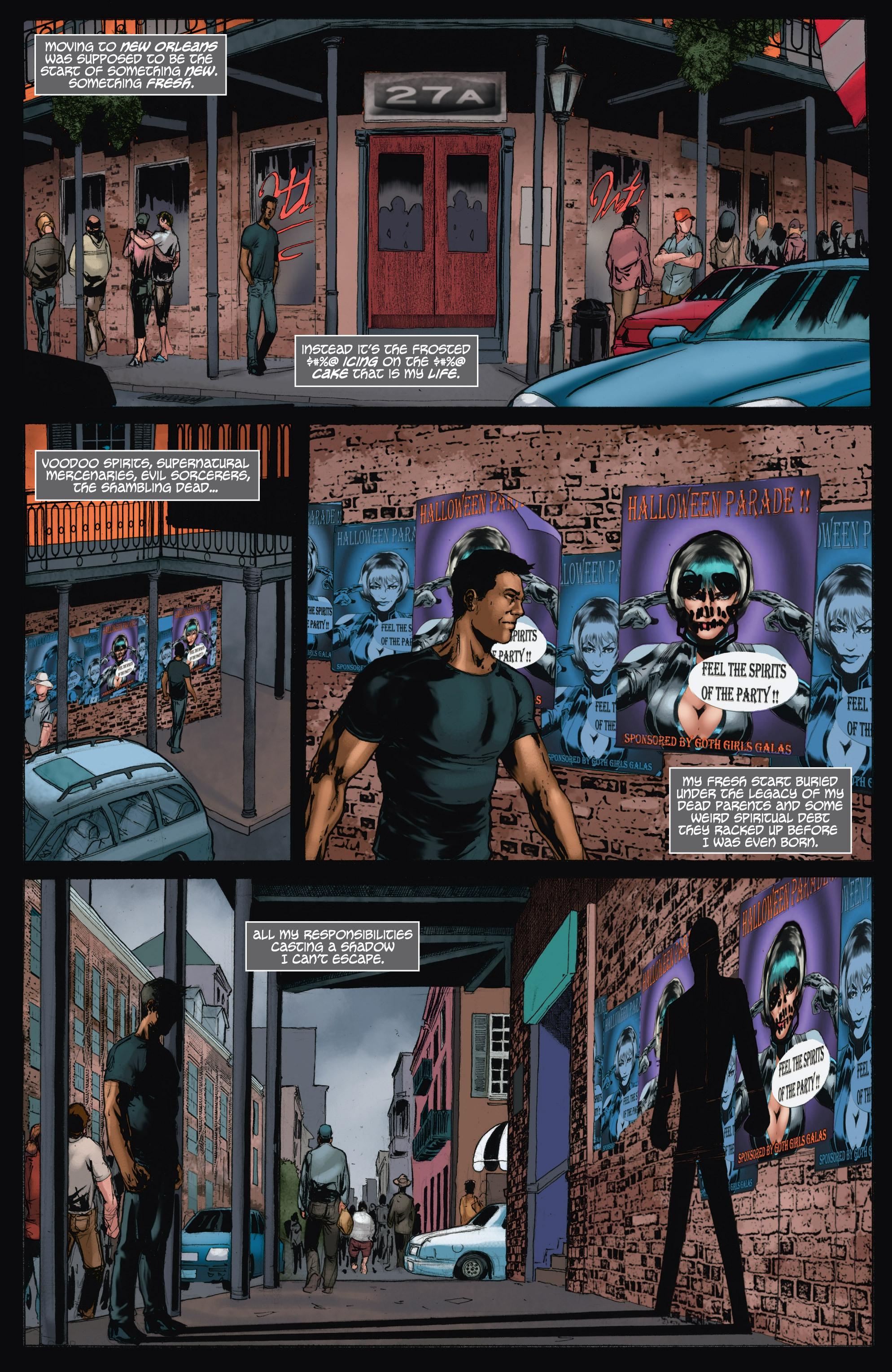 Read online Shadowman (2012) comic -  Issue #11 - 6