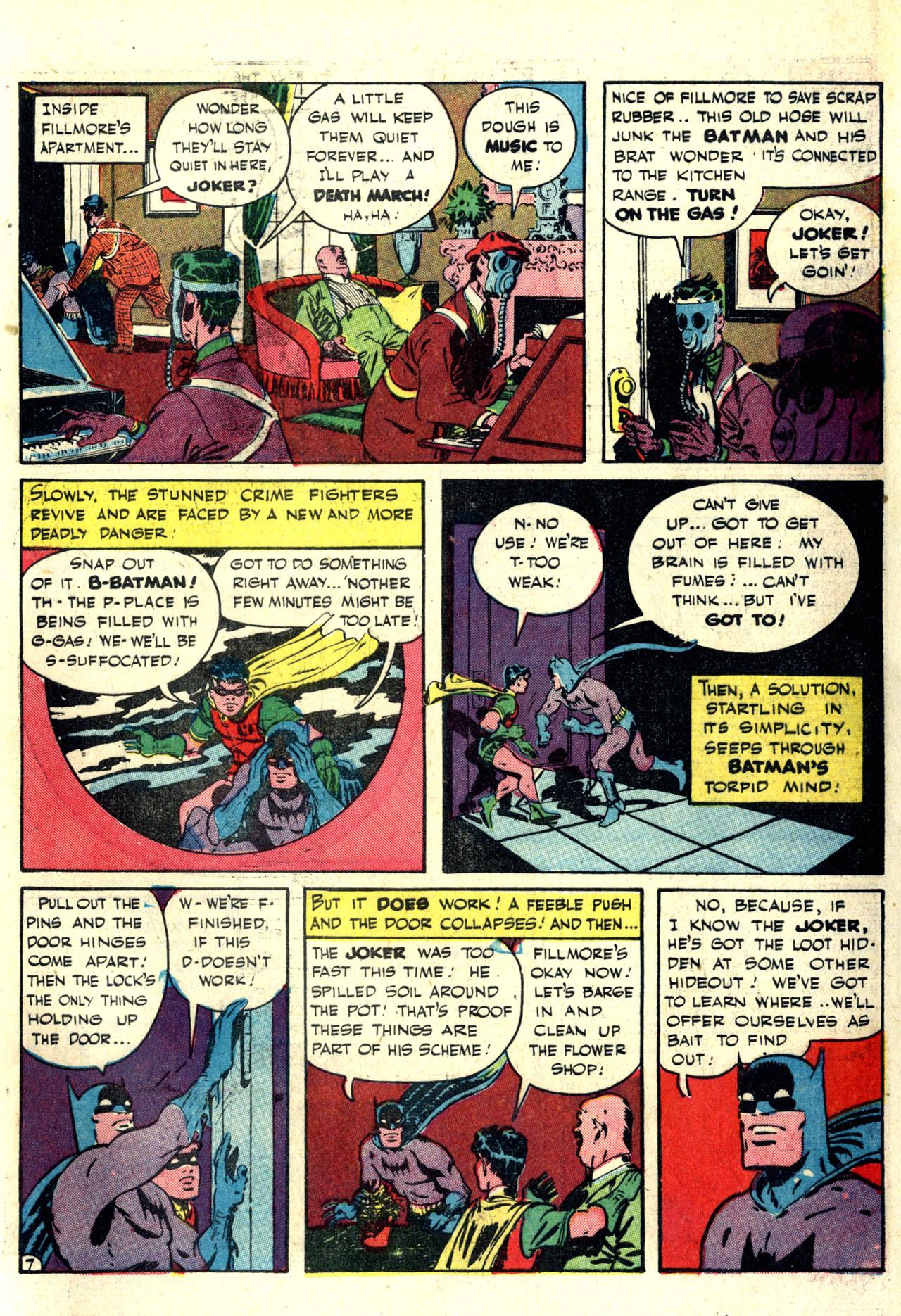 Read online Detective Comics (1937) comic -  Issue #76 - 9