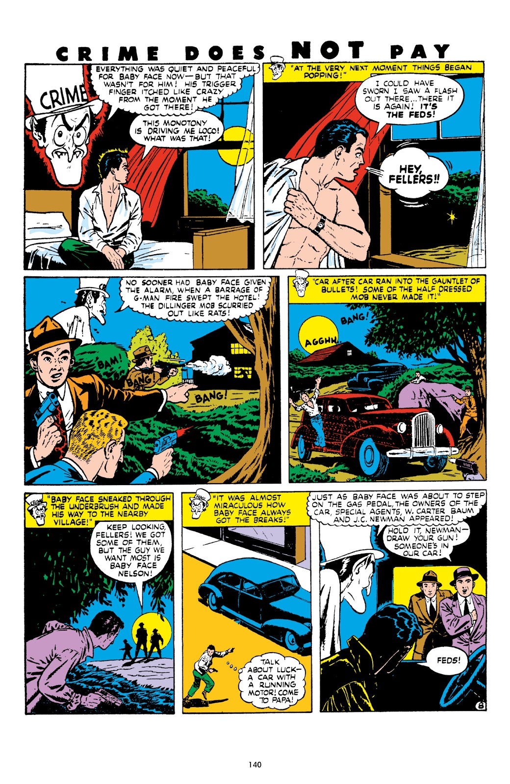 Read online Crime Does Not Pay Archives comic -  Issue # TPB 8 (Part 2) - 41