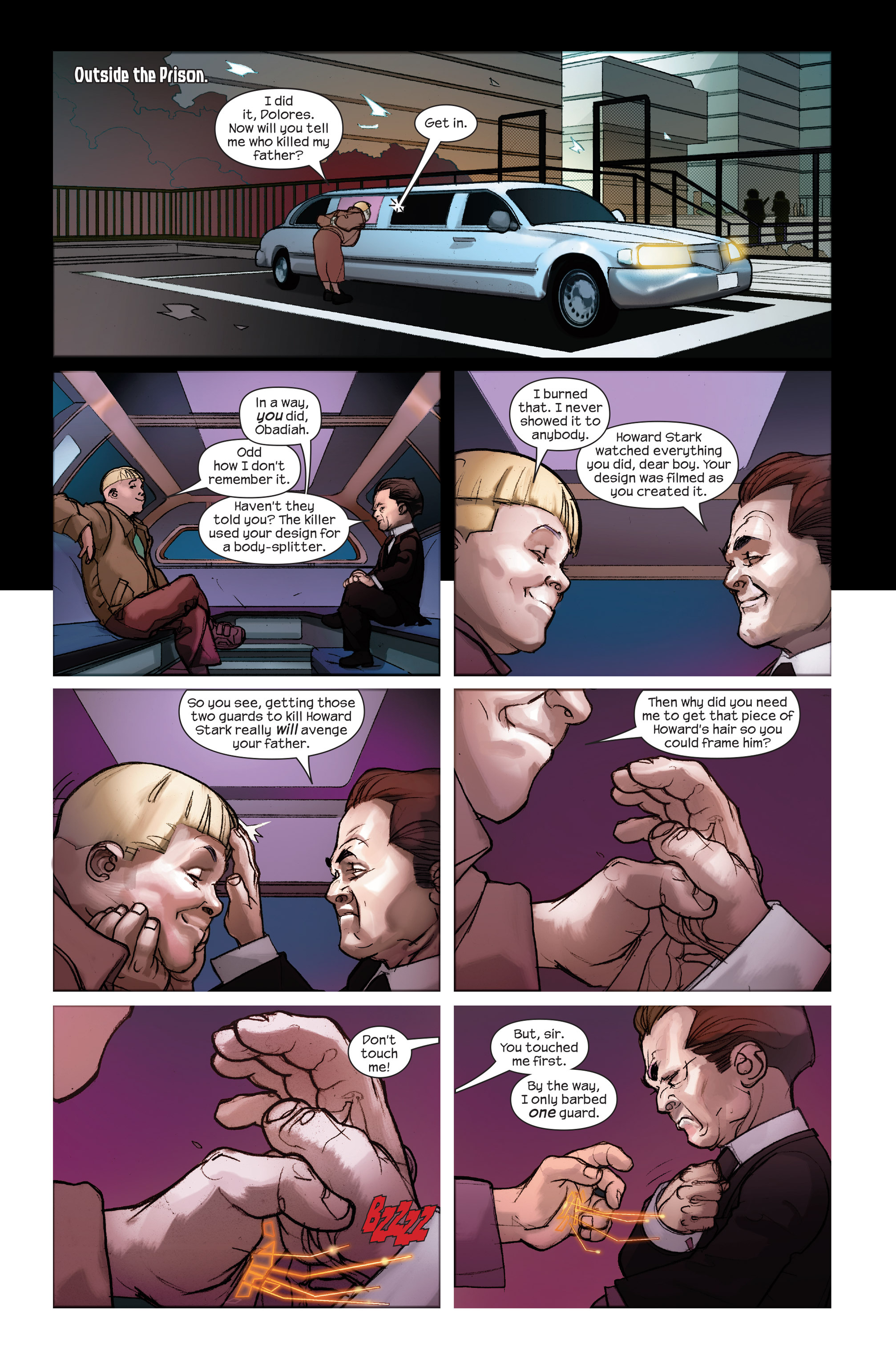 Read online Ultimate Iron Man II comic -  Issue #2 - 15