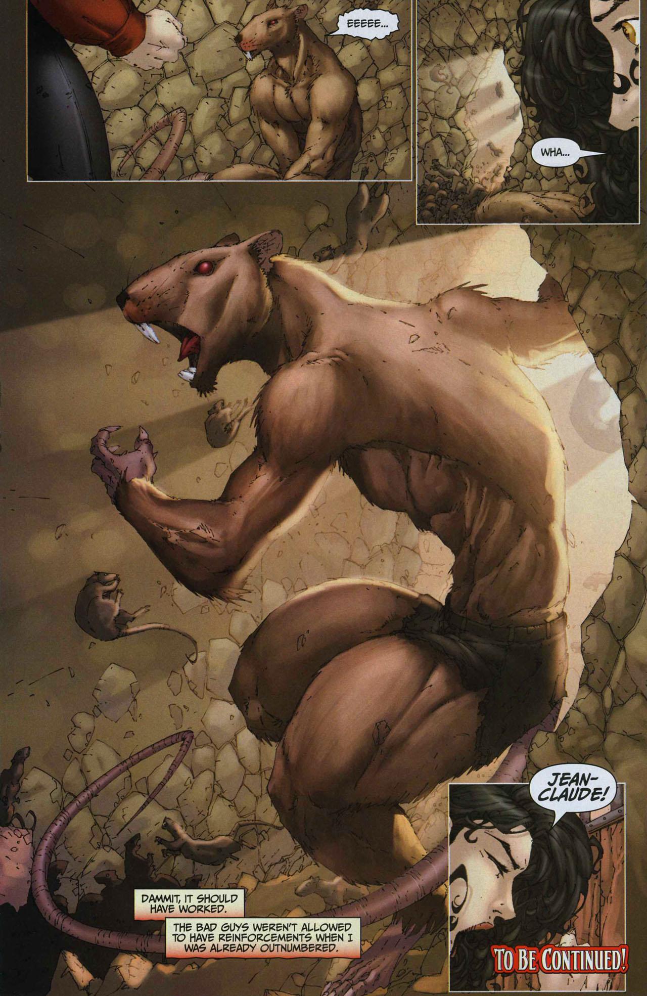 Read online Anita Blake, Vampire Hunter: Guilty Pleasures comic -  Issue #2 - 24