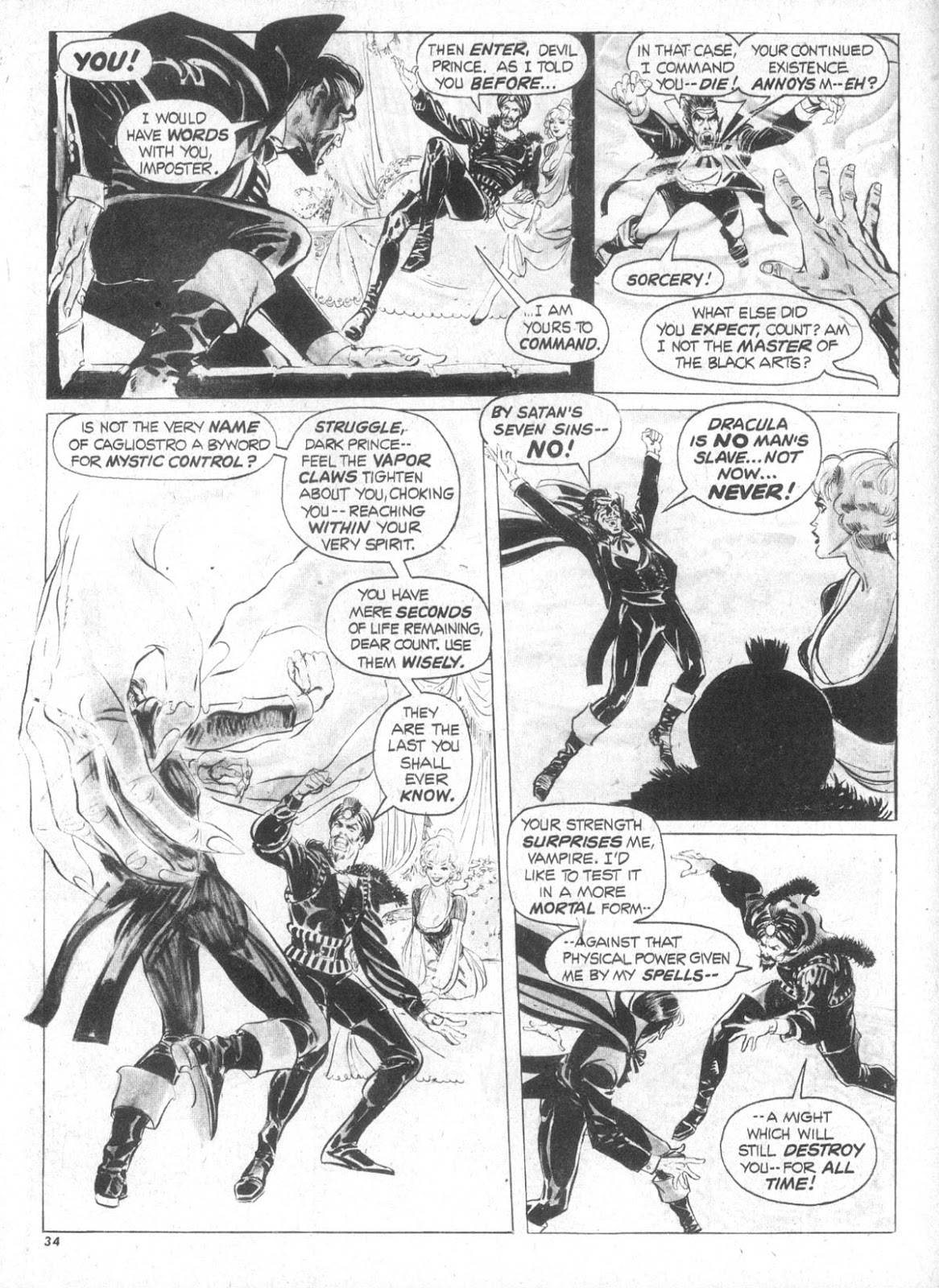 Dracula Lives issue 5 - Page 32
