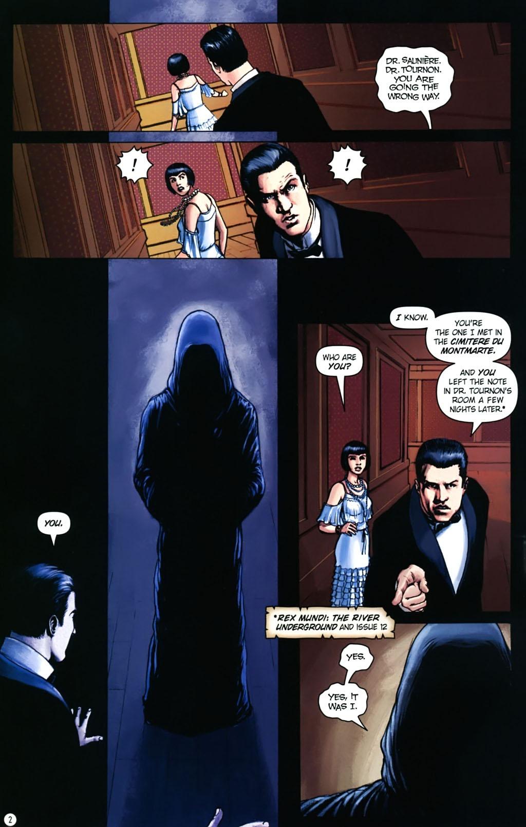 Read online Rex Mundi comic -  Issue #17 - 6