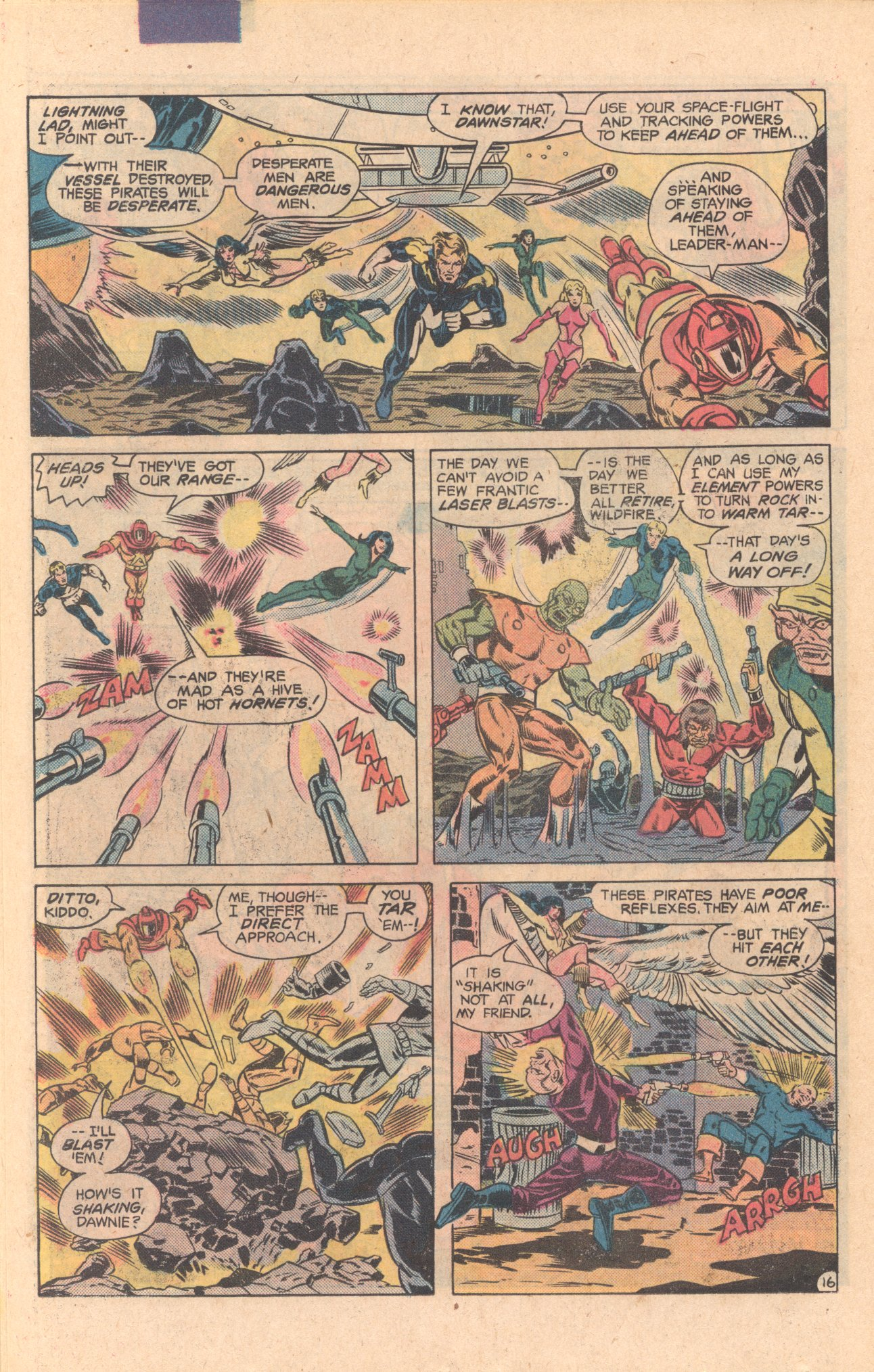 Legion of Super-Heroes (1980) 275 Page 16