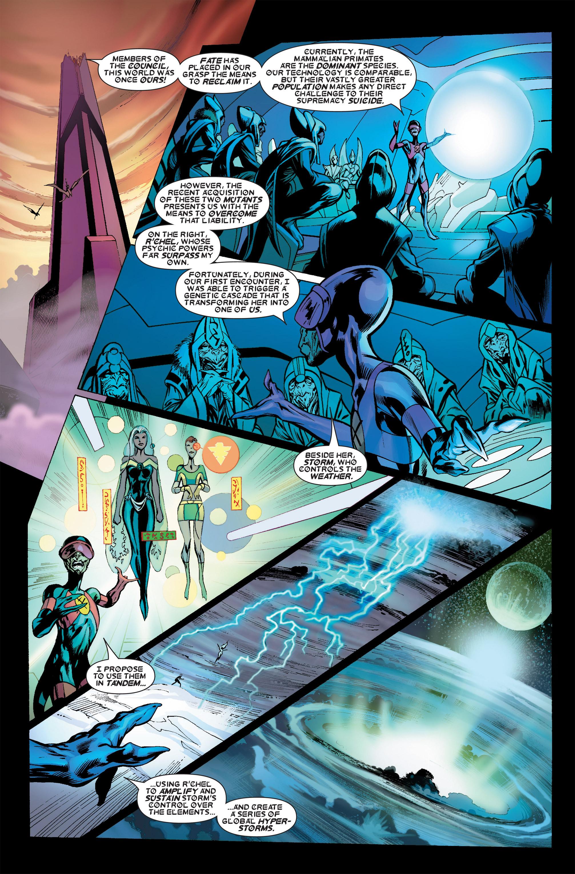 Read online Uncanny X-Men (1963) comic -  Issue #457 - 15